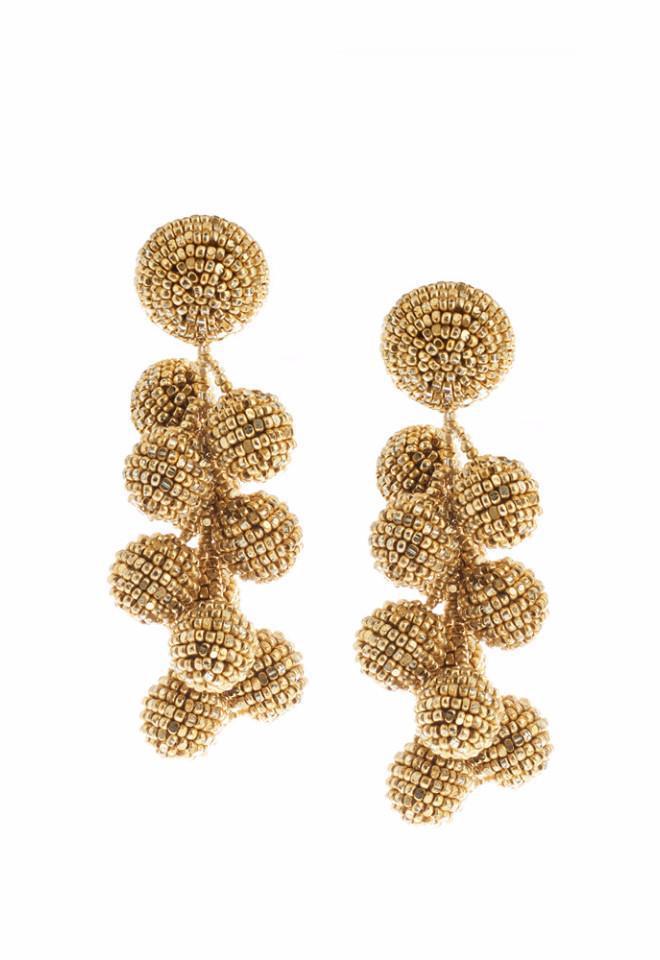 Sachin & Babi Coconuts earrings - Metallic PdardCiPXG