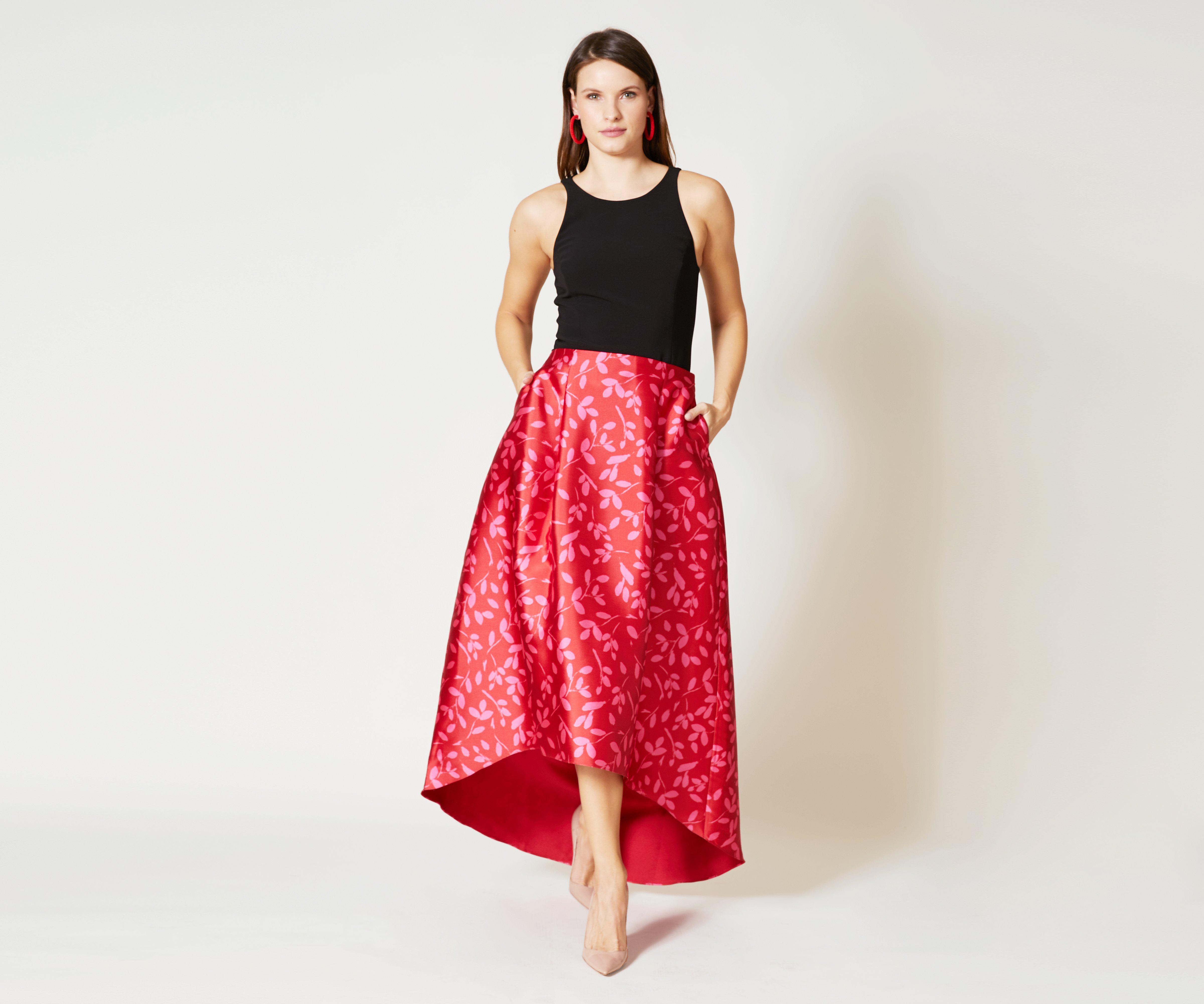 42595df8b6 Sachin & Babi Avalon Printed Skirt in Red - Save 59% - Lyst