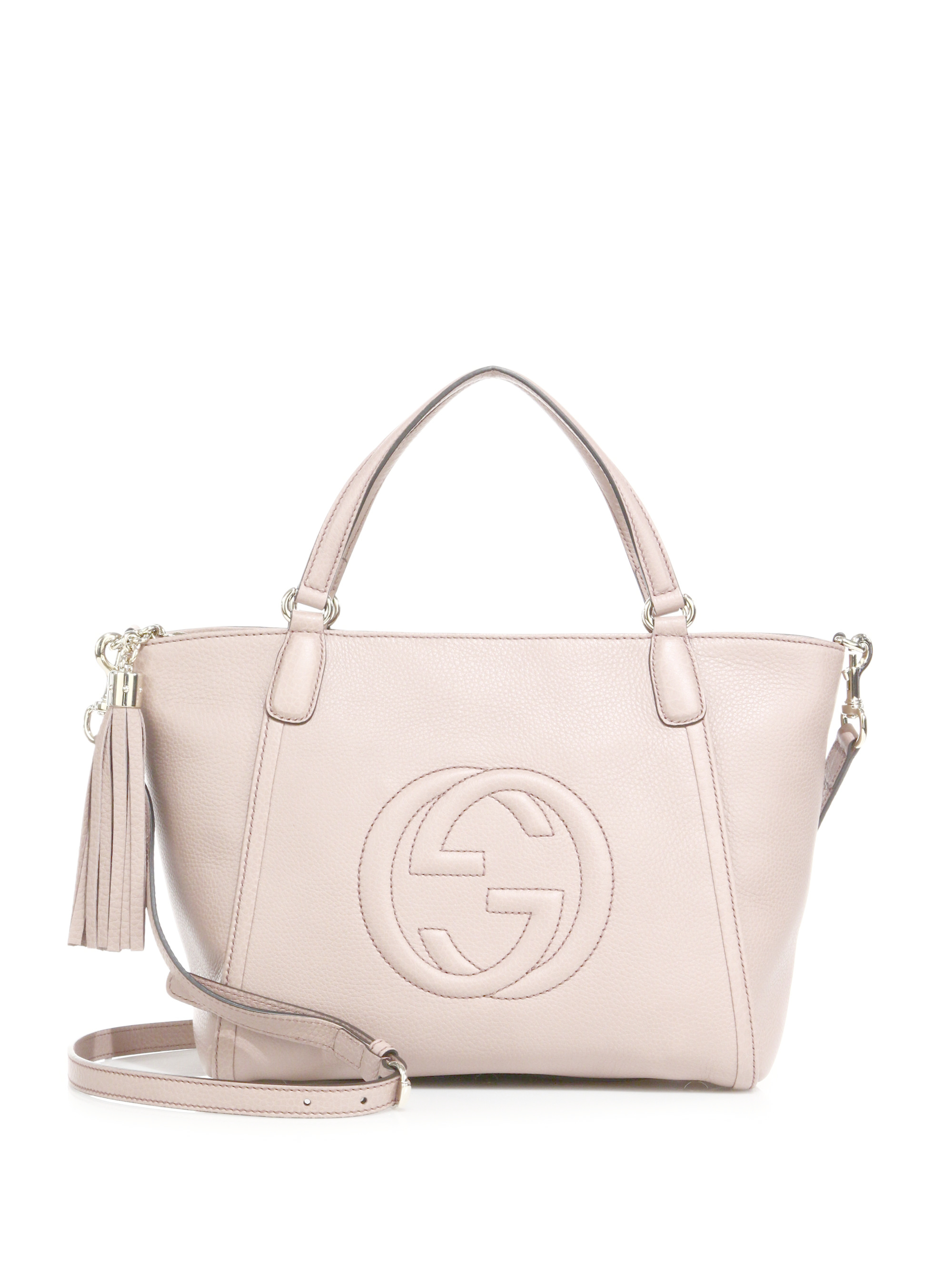 0ac64615989d Gallery. Previously sold at: Saks Fifth Avenue · Women's Gucci Soho Bag