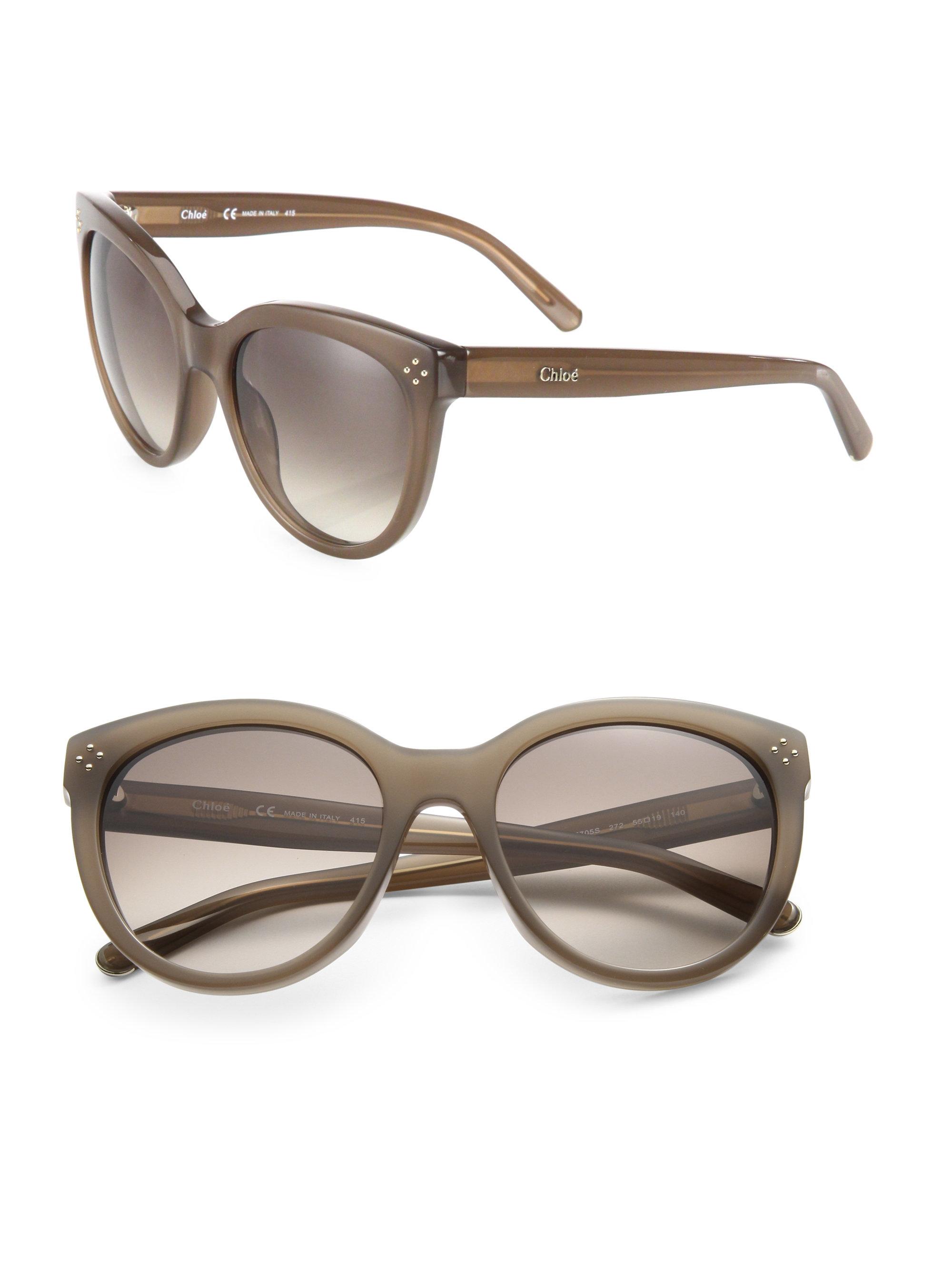 31043bf0f6b Chloe Boxwood Sunglasses Black