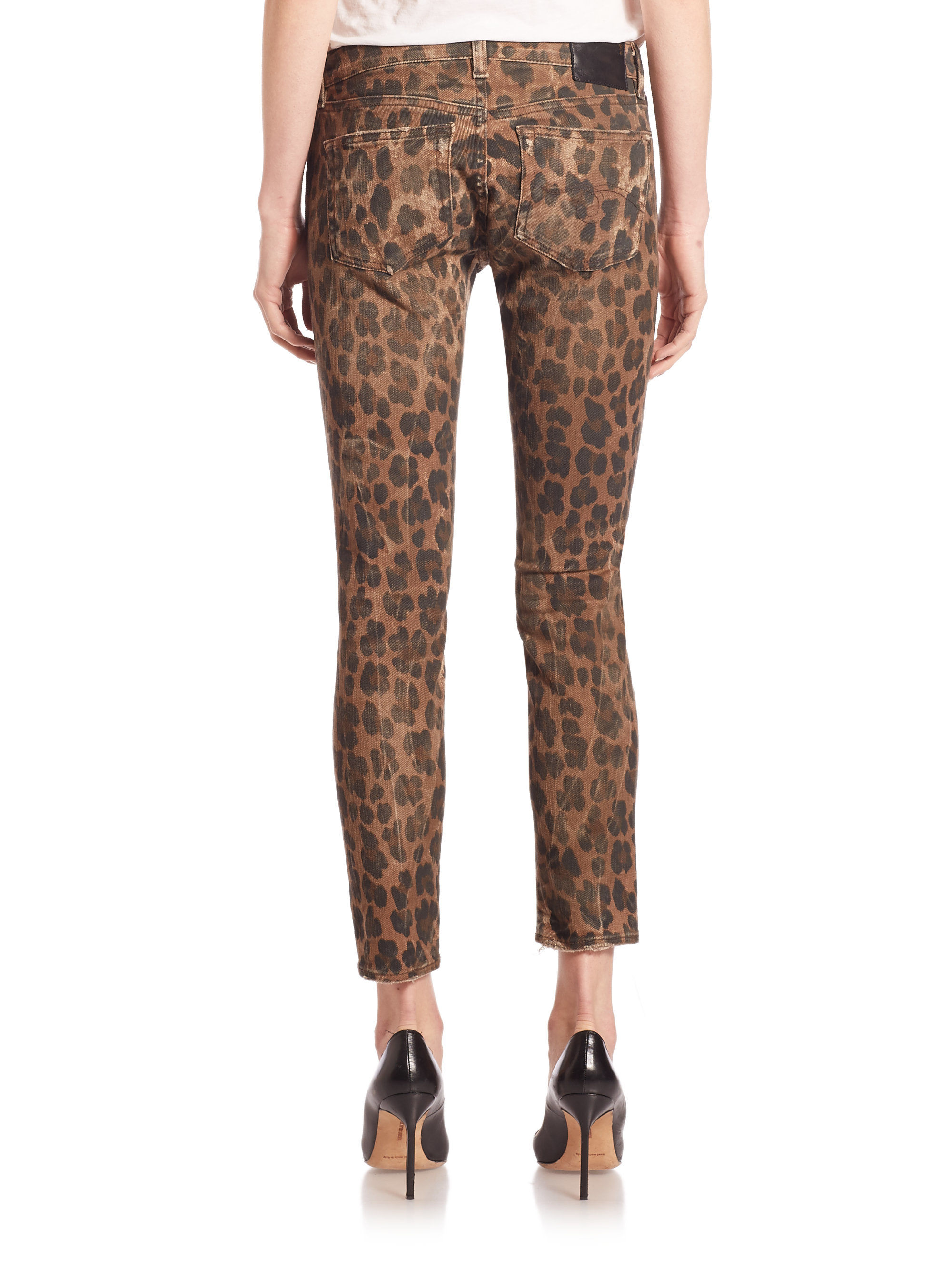 Find leopard skinny jeans at ShopStyle. Shop the latest collection of leopard skinny jeans from the most popular stores - all in one place.