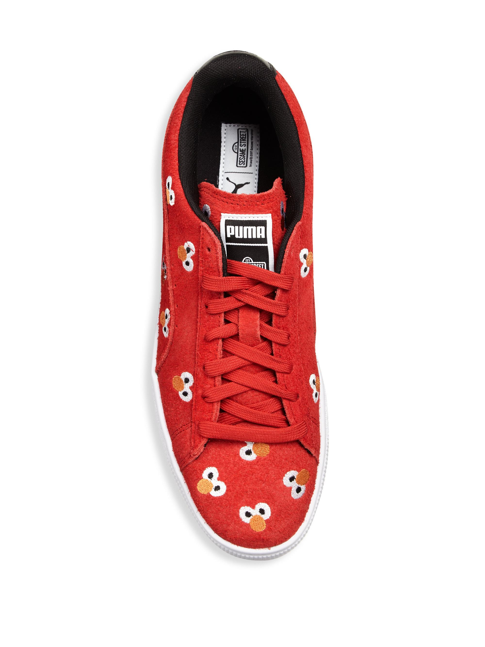 Sesame Street Vans Shoes