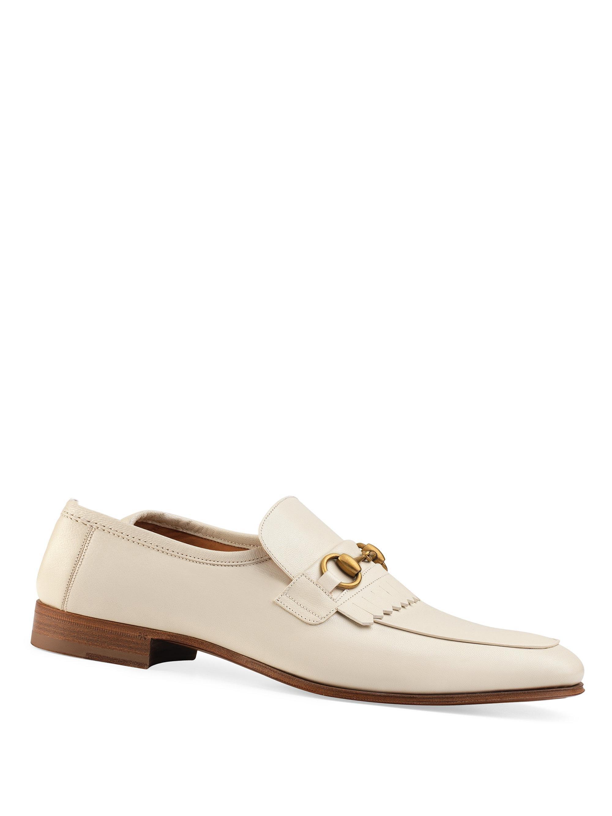 Harbor leather loafers Gucci BVtQxZMdpU