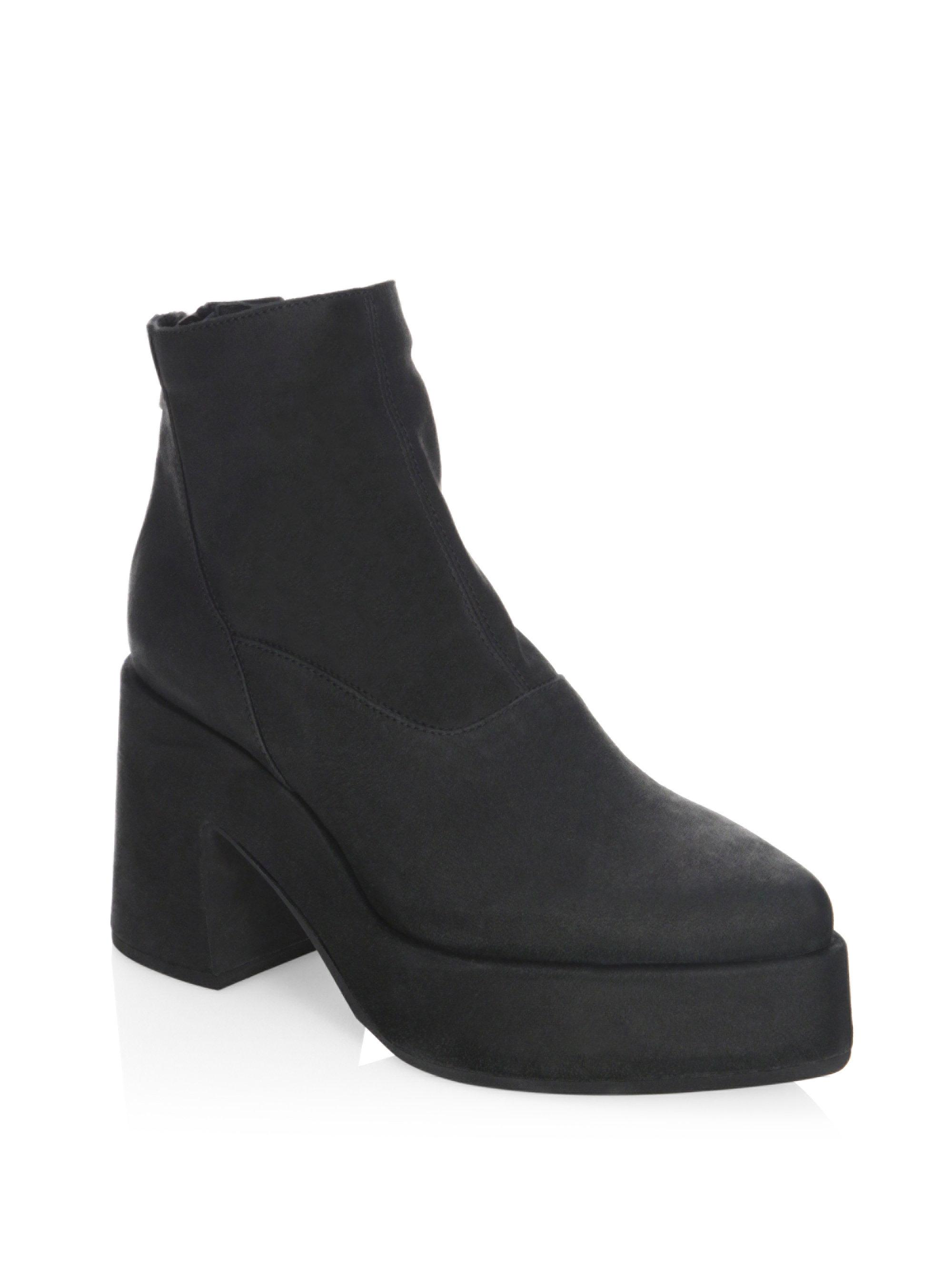 LD Tuttle The Door Leather Ankle Boots ID9KAX