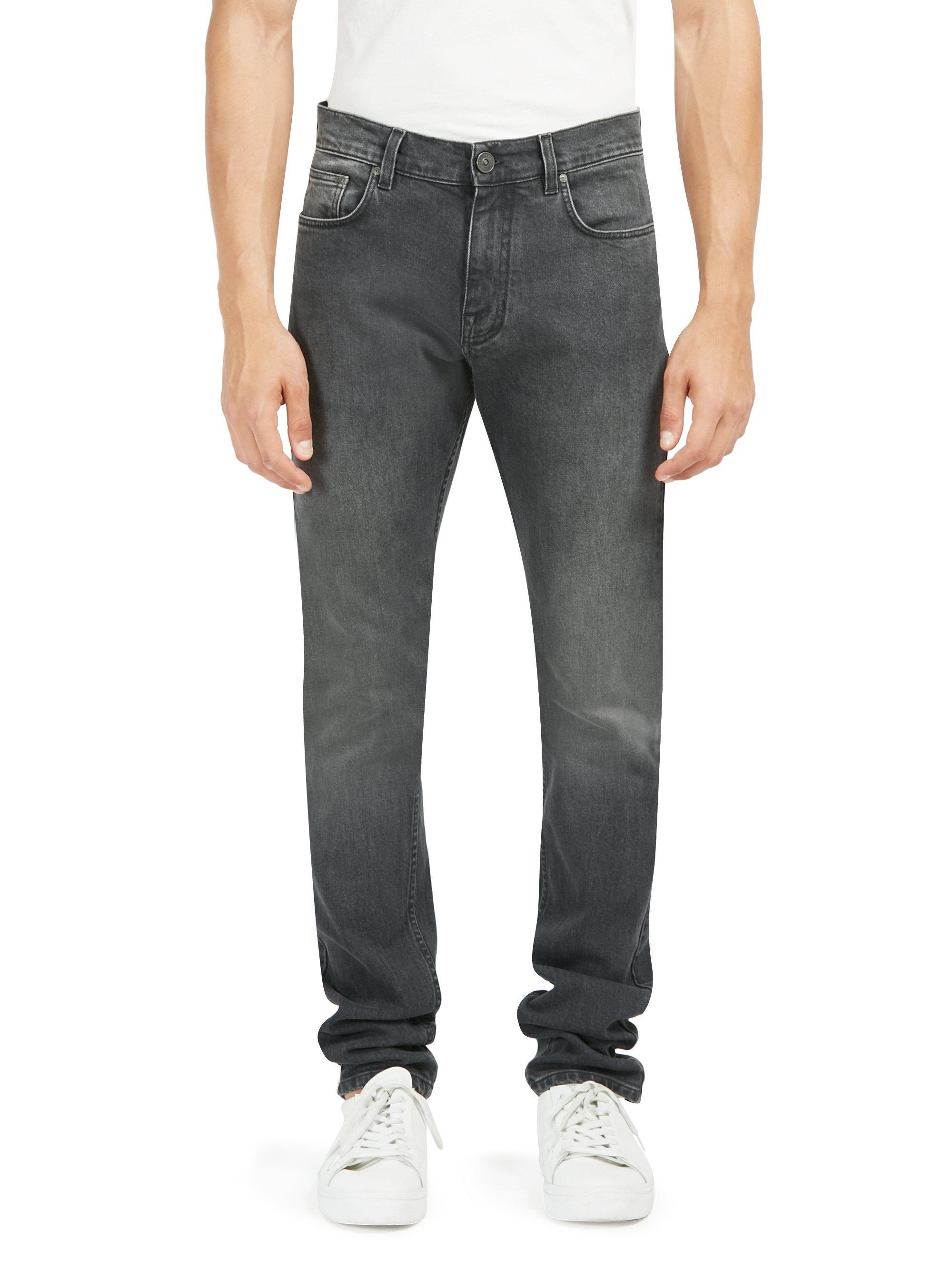 slim fit jeans - Blue Kent & Curwen Auy6ba