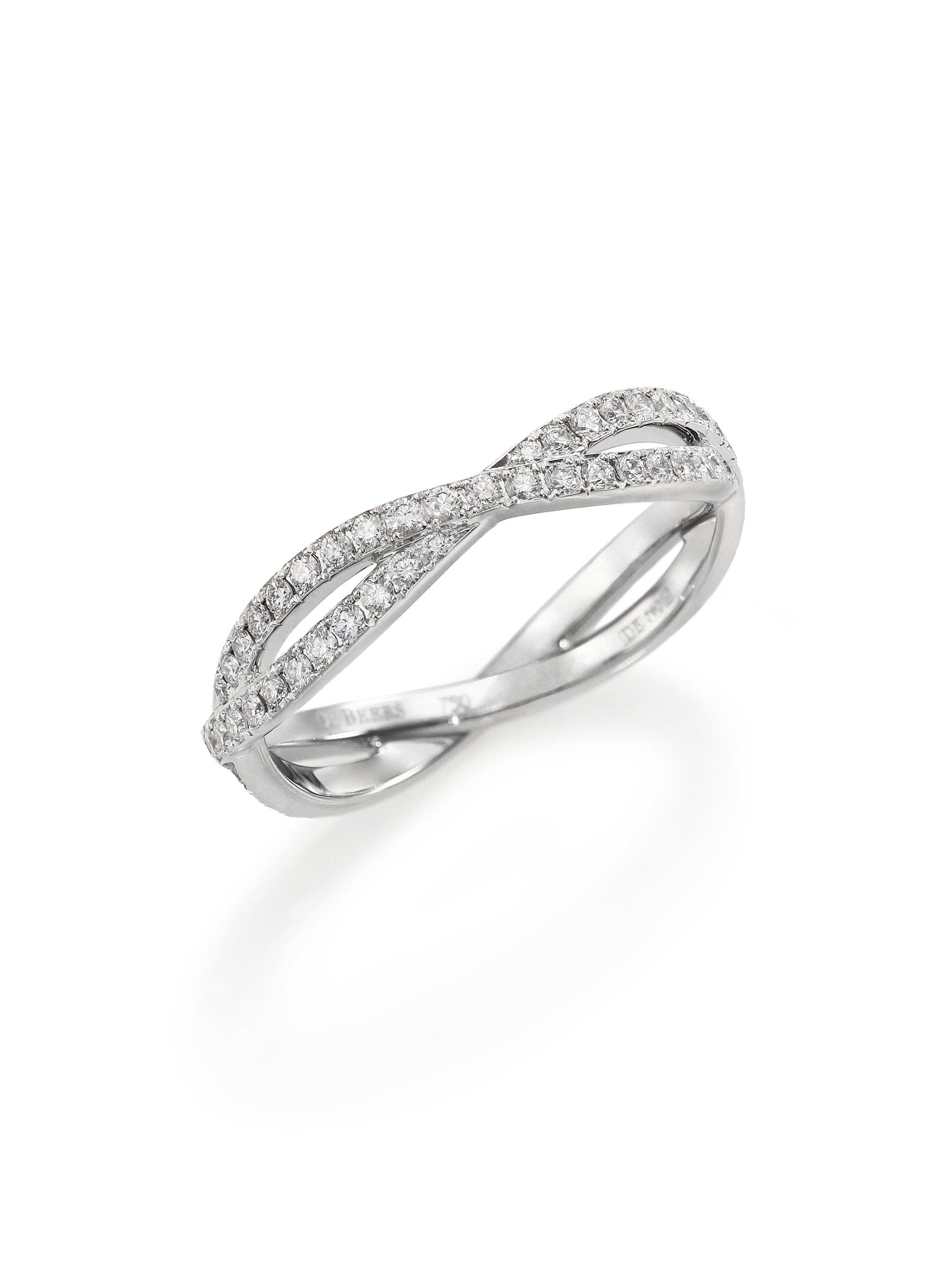 vow vrai infinity the oro bands products wg band white mock gold diamonds