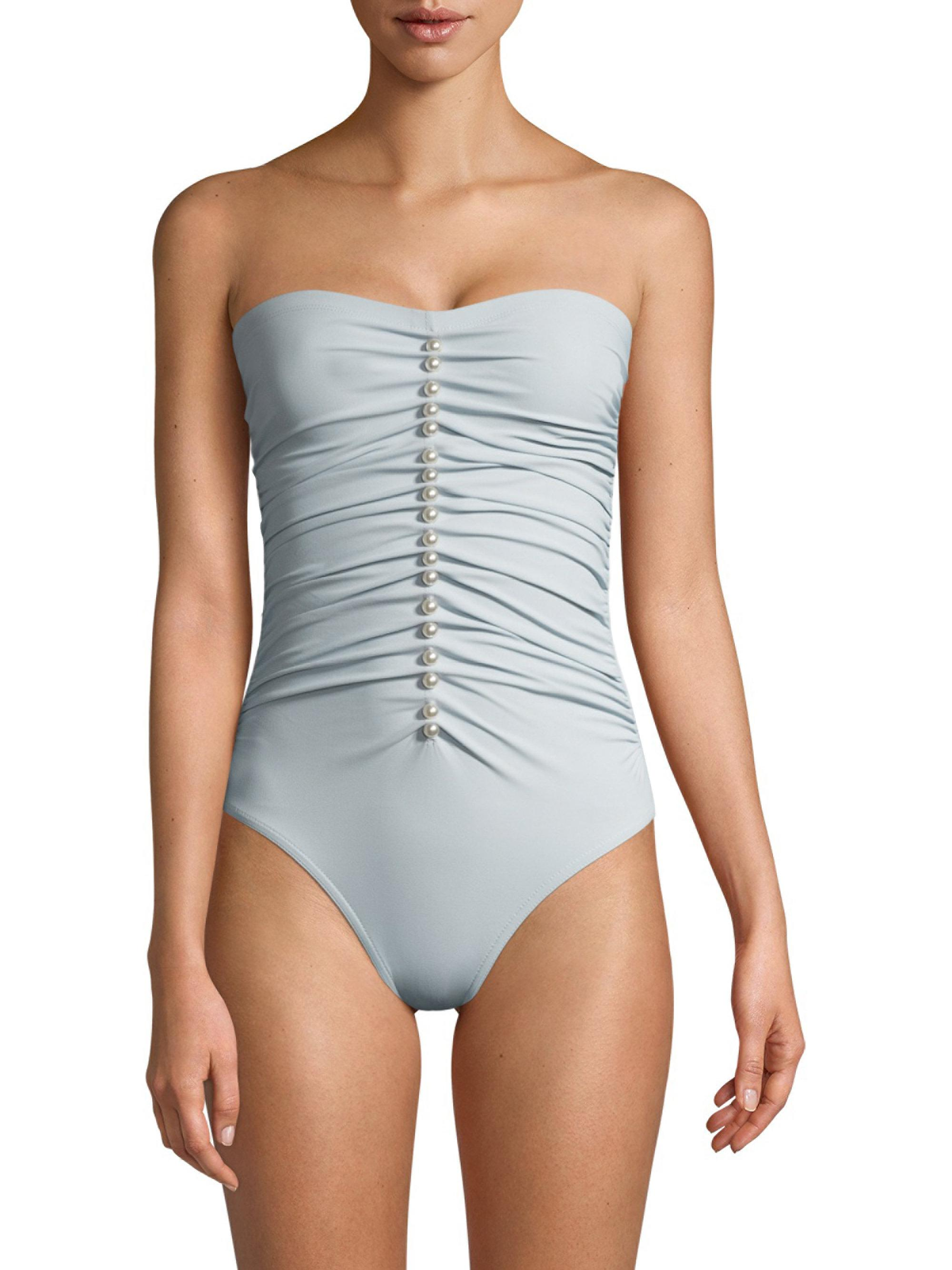 Amma one-piece swimsuit Karla Colletto Great Deals Cheap Online Fake Sale Online kHYZoO3