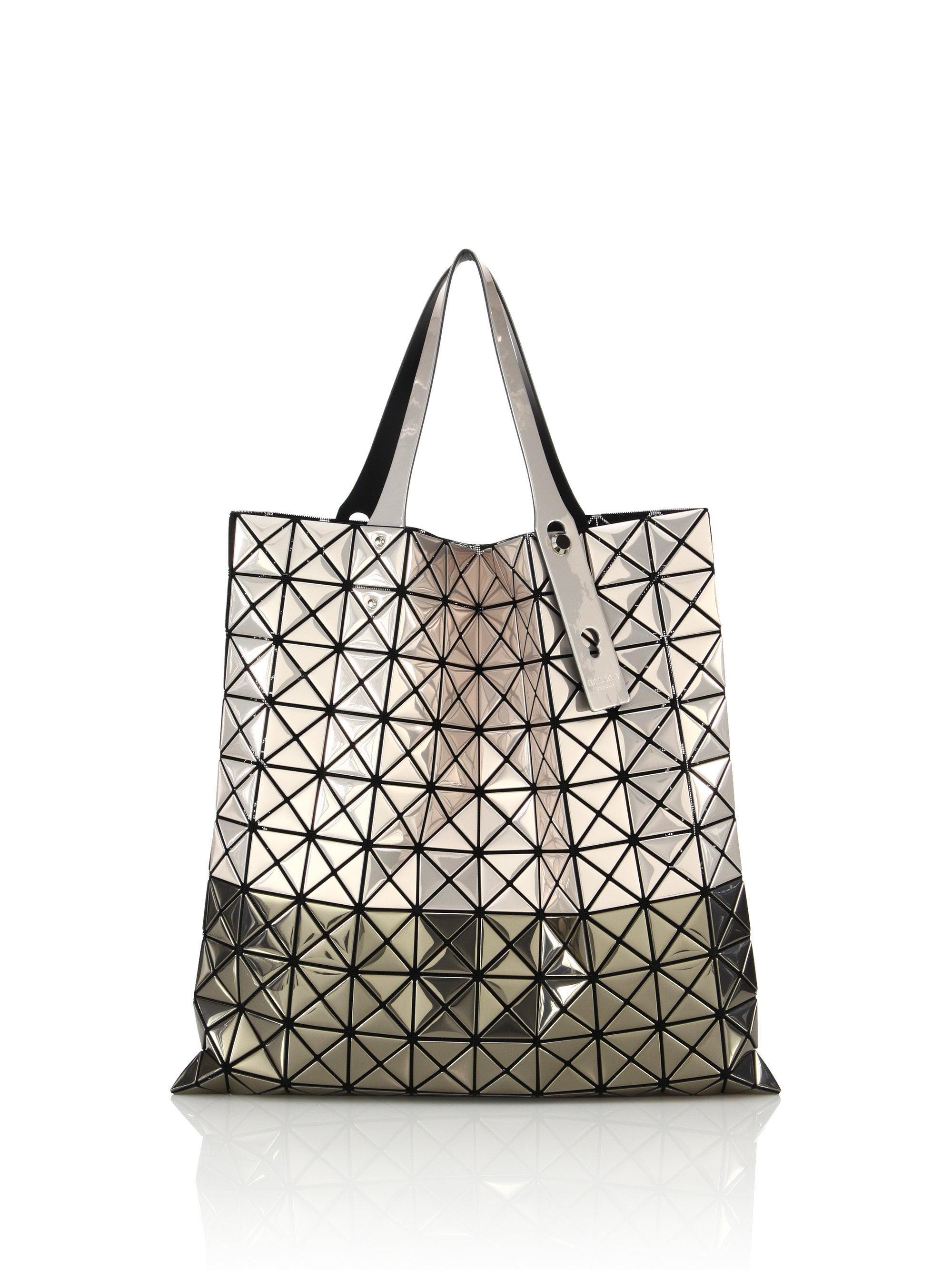 Pre-owned - Bao Bao leather handbag Issey Miyake jLzuo30