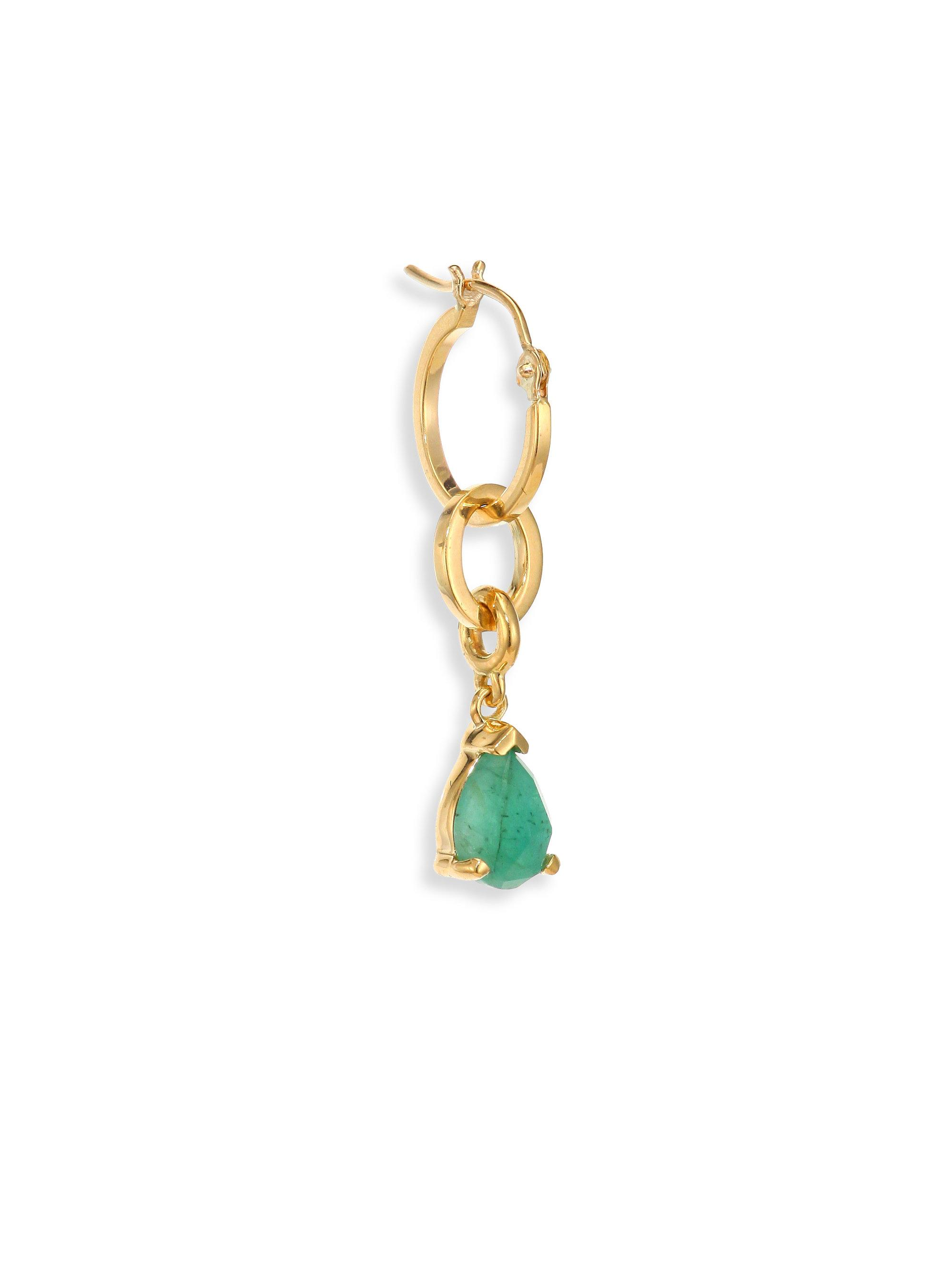 interchangeable manhattan vermeil img earrings gemstone drop gold resize chalcedony isla aqua
