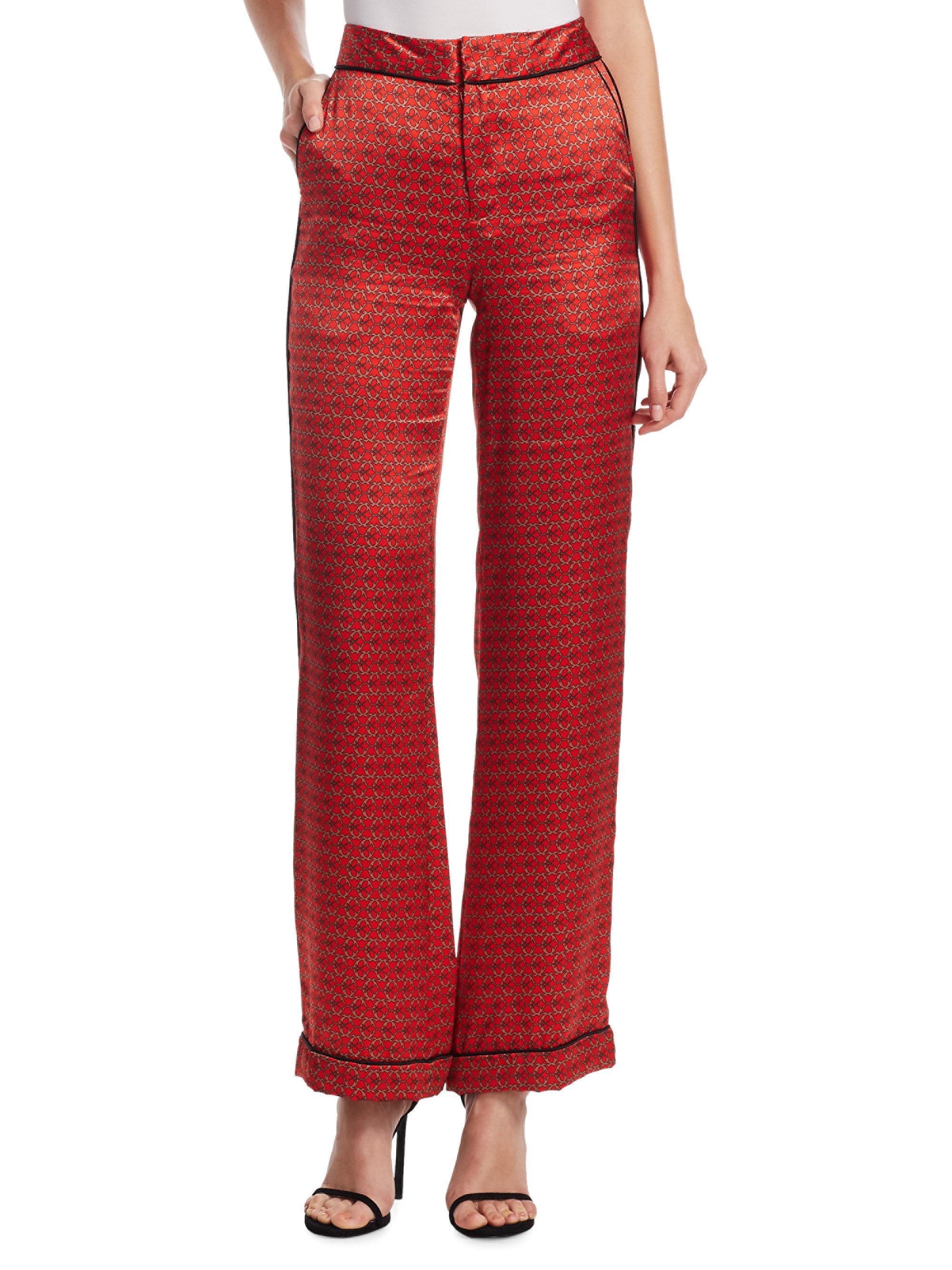 TROUSERS - 3/4-length trousers Ortys EqheON2uKe