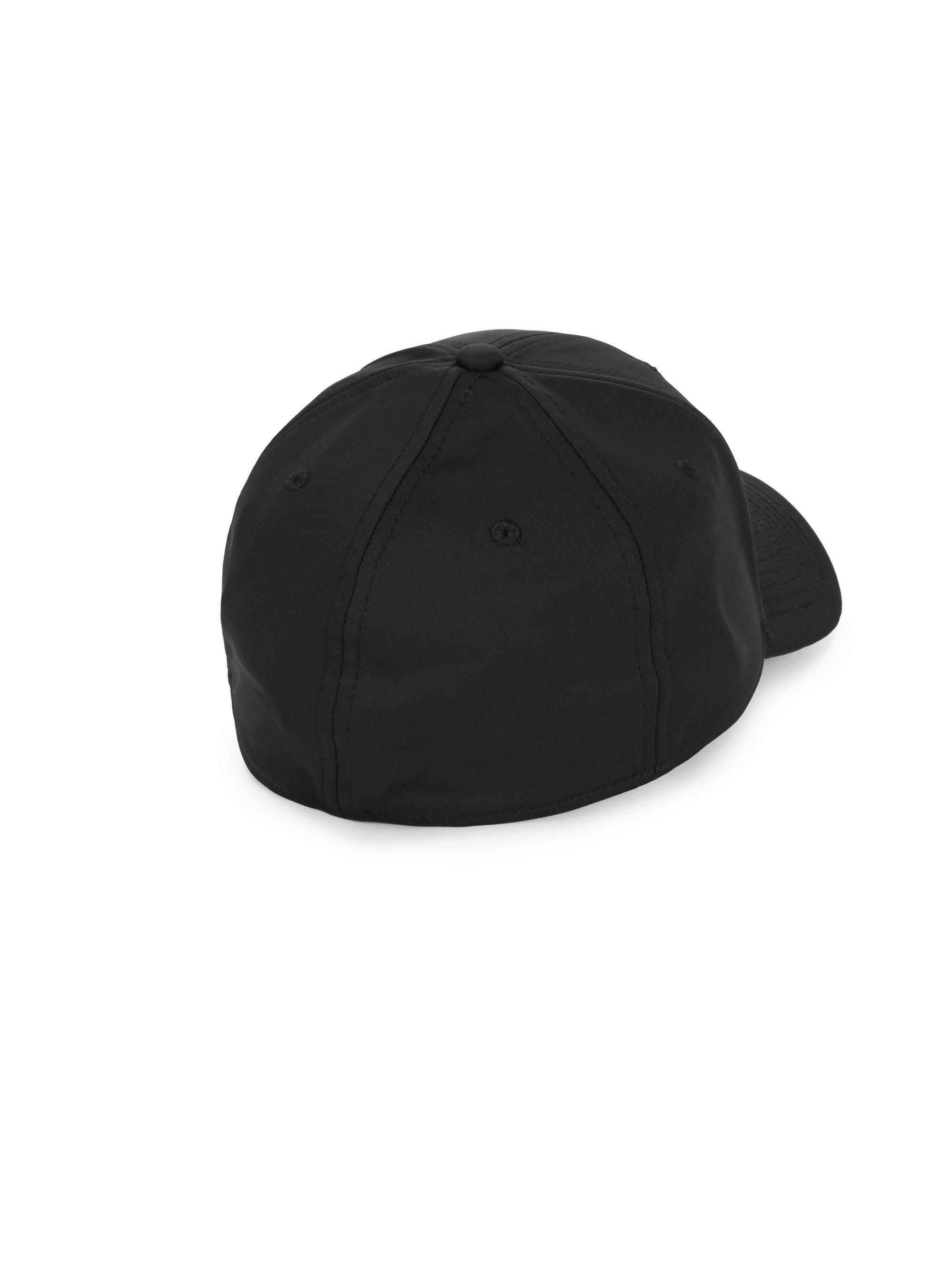 e06920eec5f Canada Goose Tech Logo Baseball Cap in Black for Men - Lyst