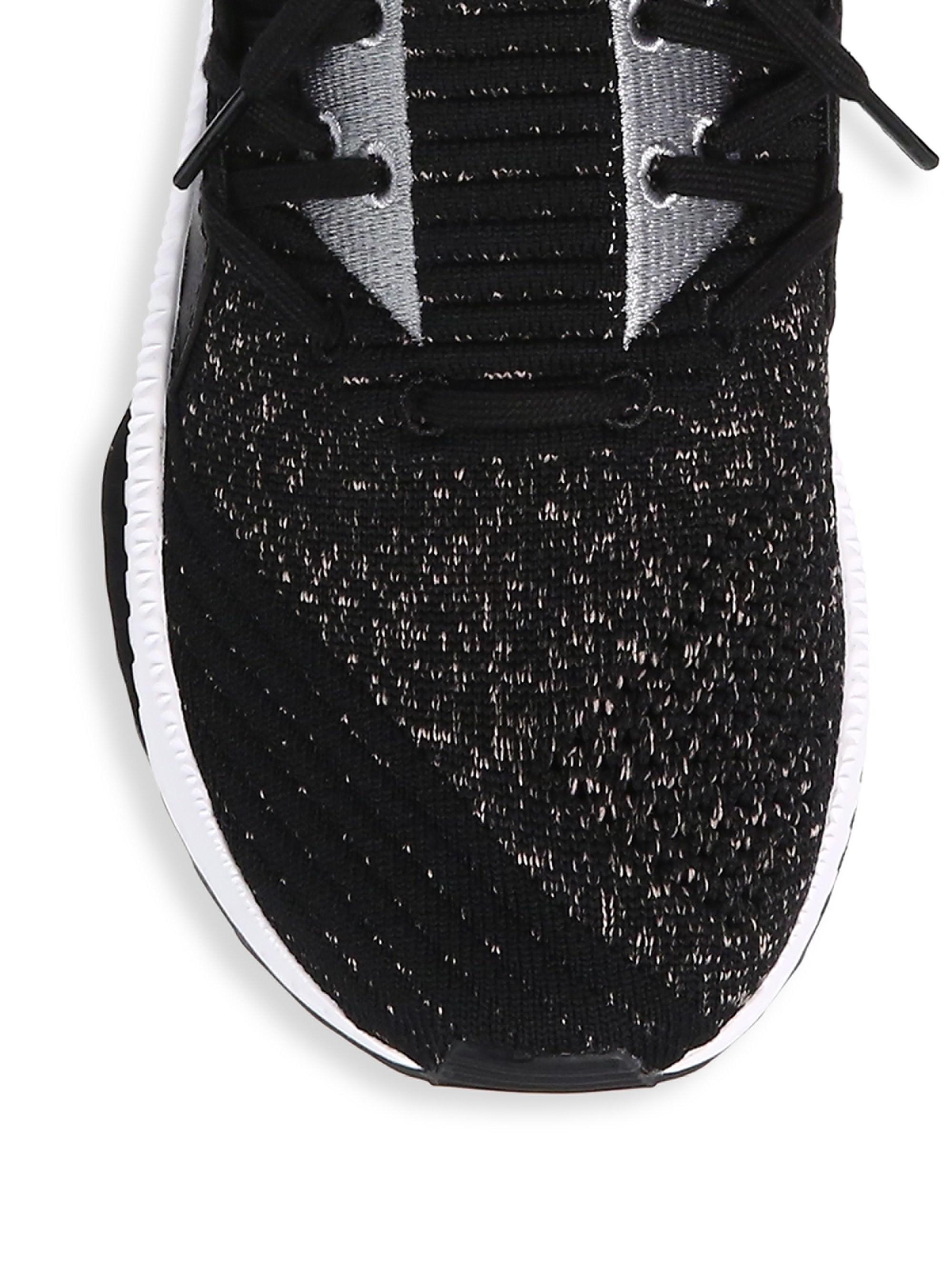 Lyst - PUMA Women s Tsugi Shinsei Knit Fabric Running Sneakers - Black -  Size 38 (7.5) in Black dabf16313