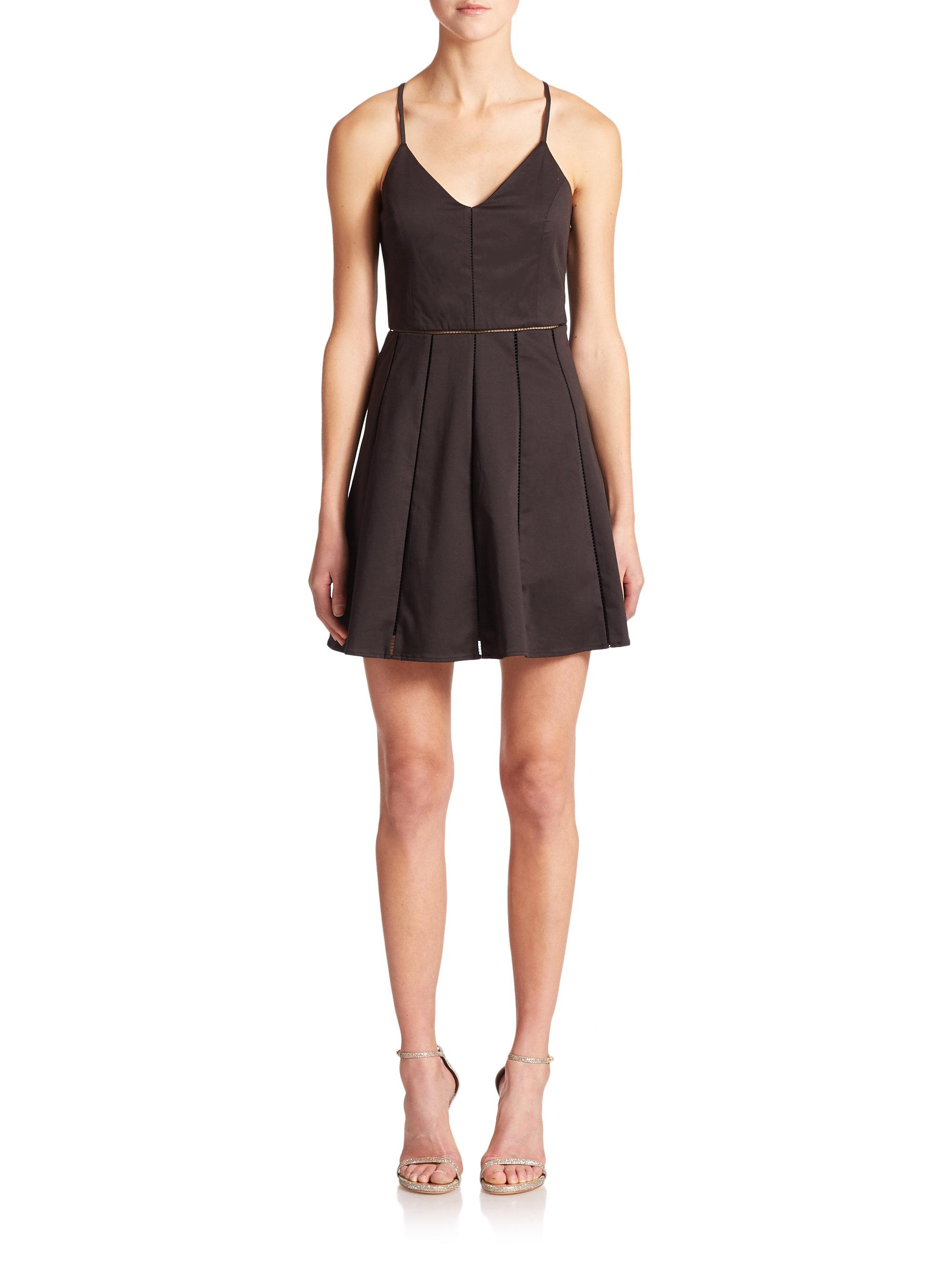 Parker Jacquard A-Line Dress w/ Tags High Quality Cheap Online Outlet Footlocker Outlet Clearance Store xR09vfIYh7