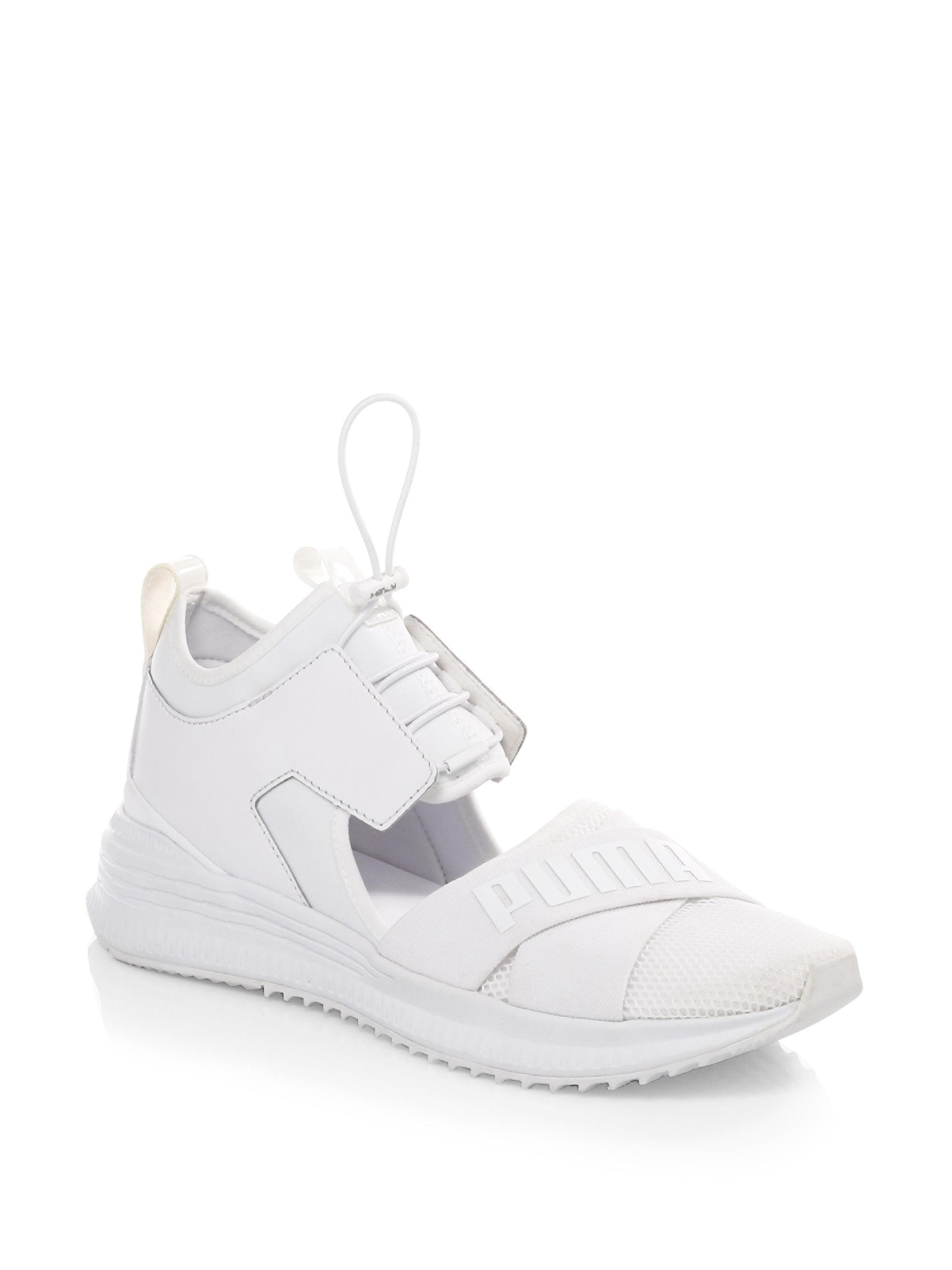 d3913a08ec84f1 Puma X Fenty Avid Wings Sneakers in White - Lyst