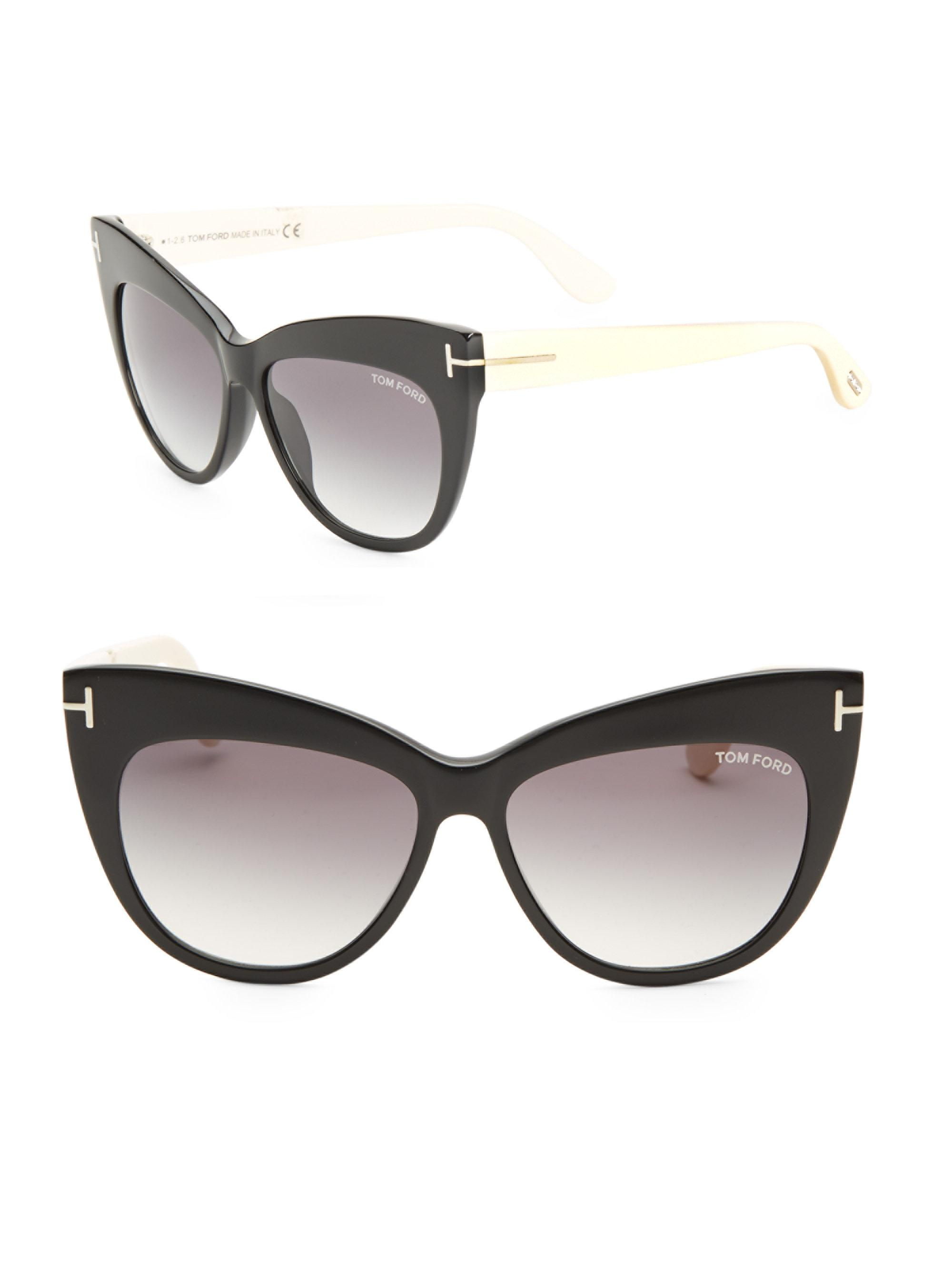 a4608c27907b Gallery. Previously sold at: Saks Fifth Avenue · Women's Tom Ford Cat Eye
