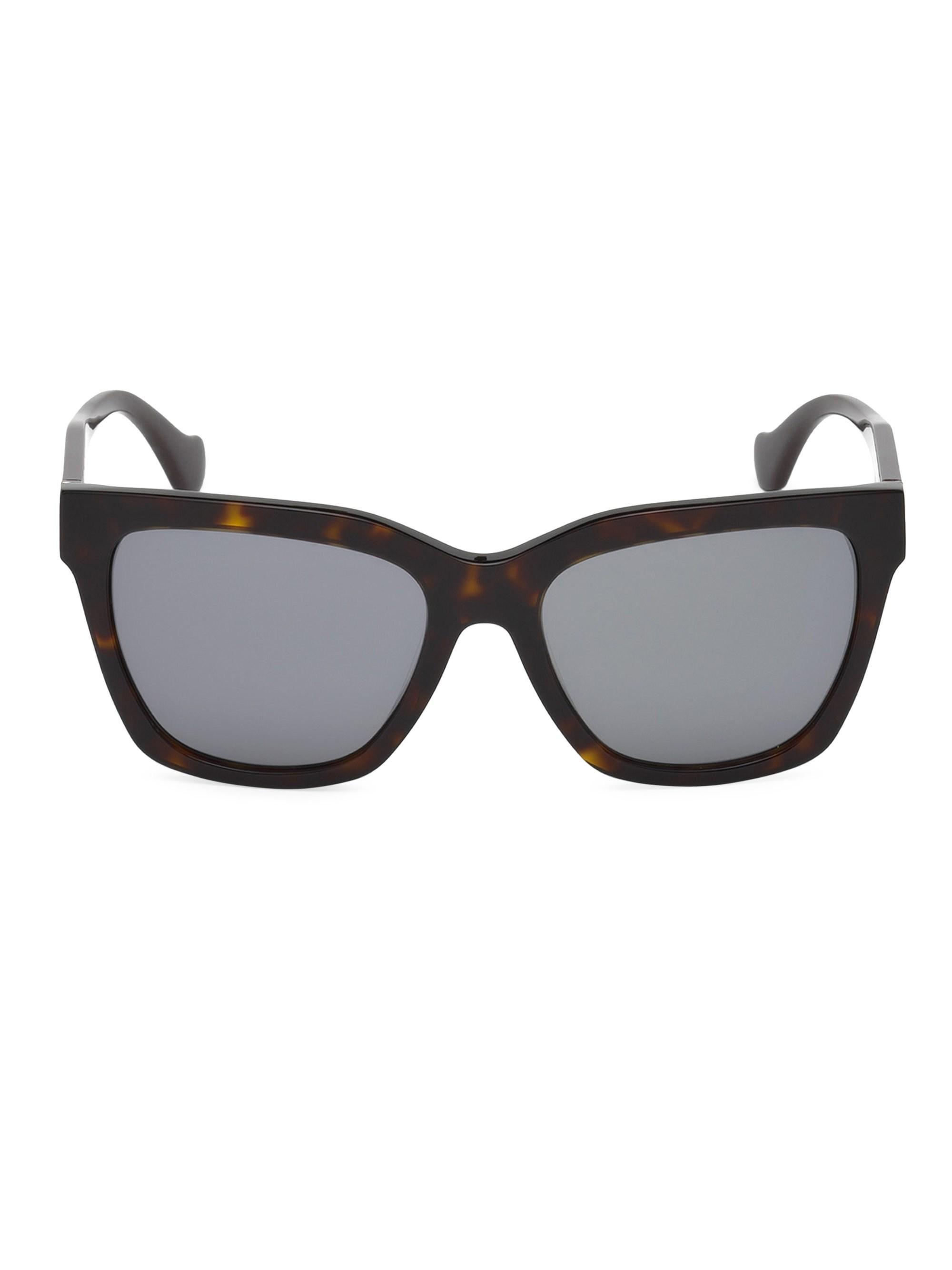 b1cec409fc5 Lyst - Balenciaga 55mm Square Sunglasses in Gray for Men