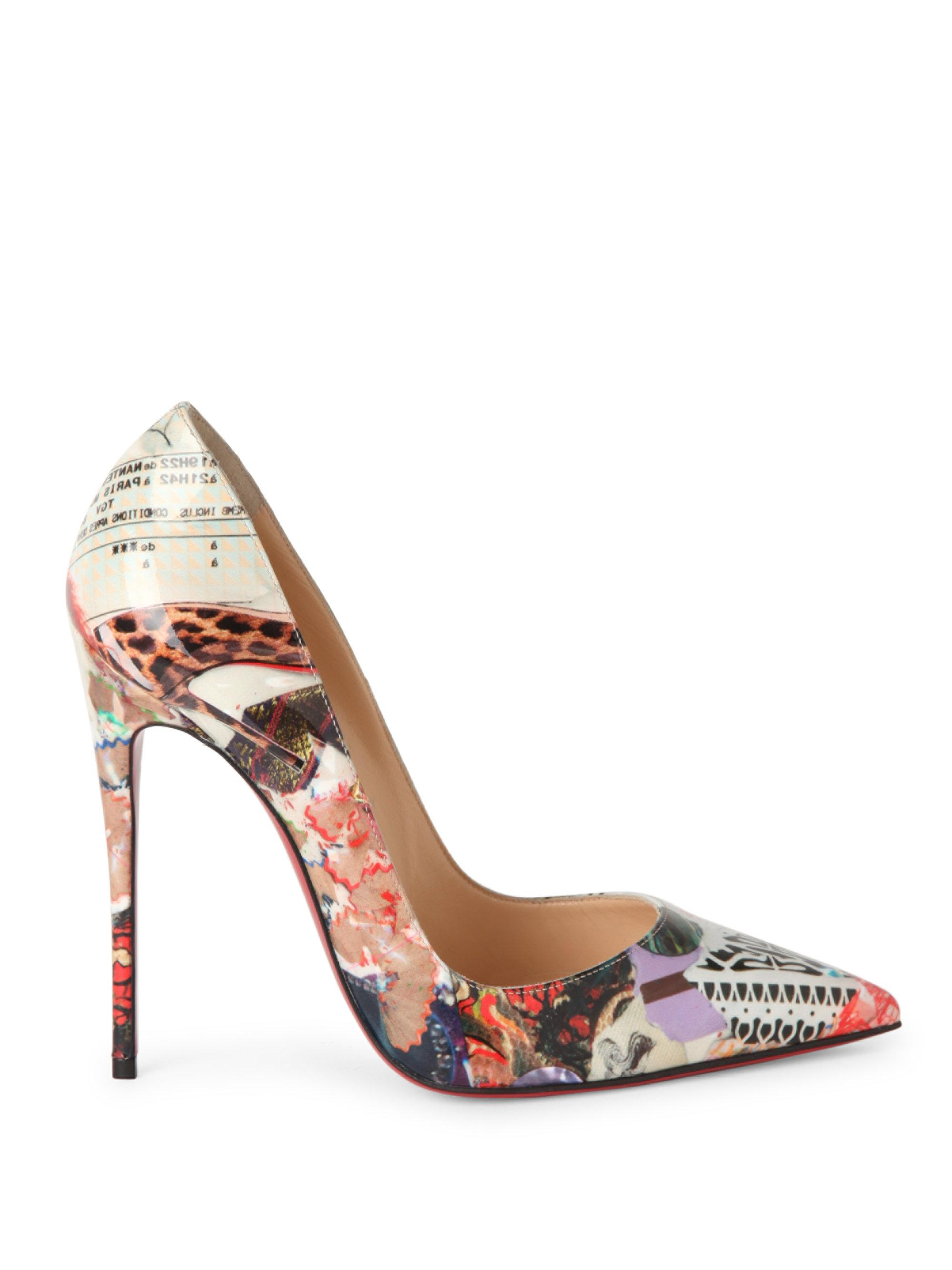 Gallery. Previously sold at: Saks Fifth Avenue · Women's Christian  Louboutin So Kate