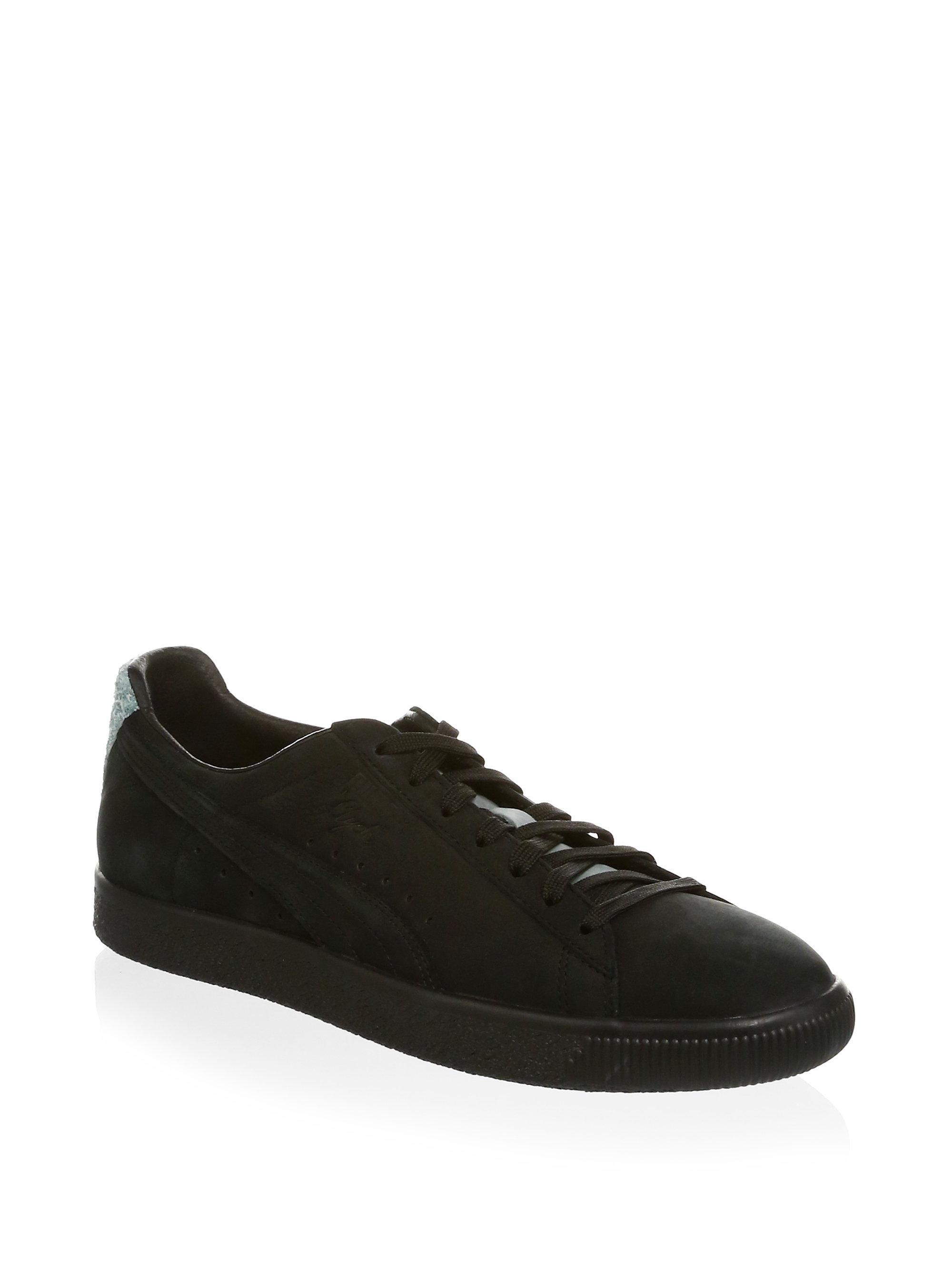 Puma X En Noir Suede Sneakers arjaVHNe