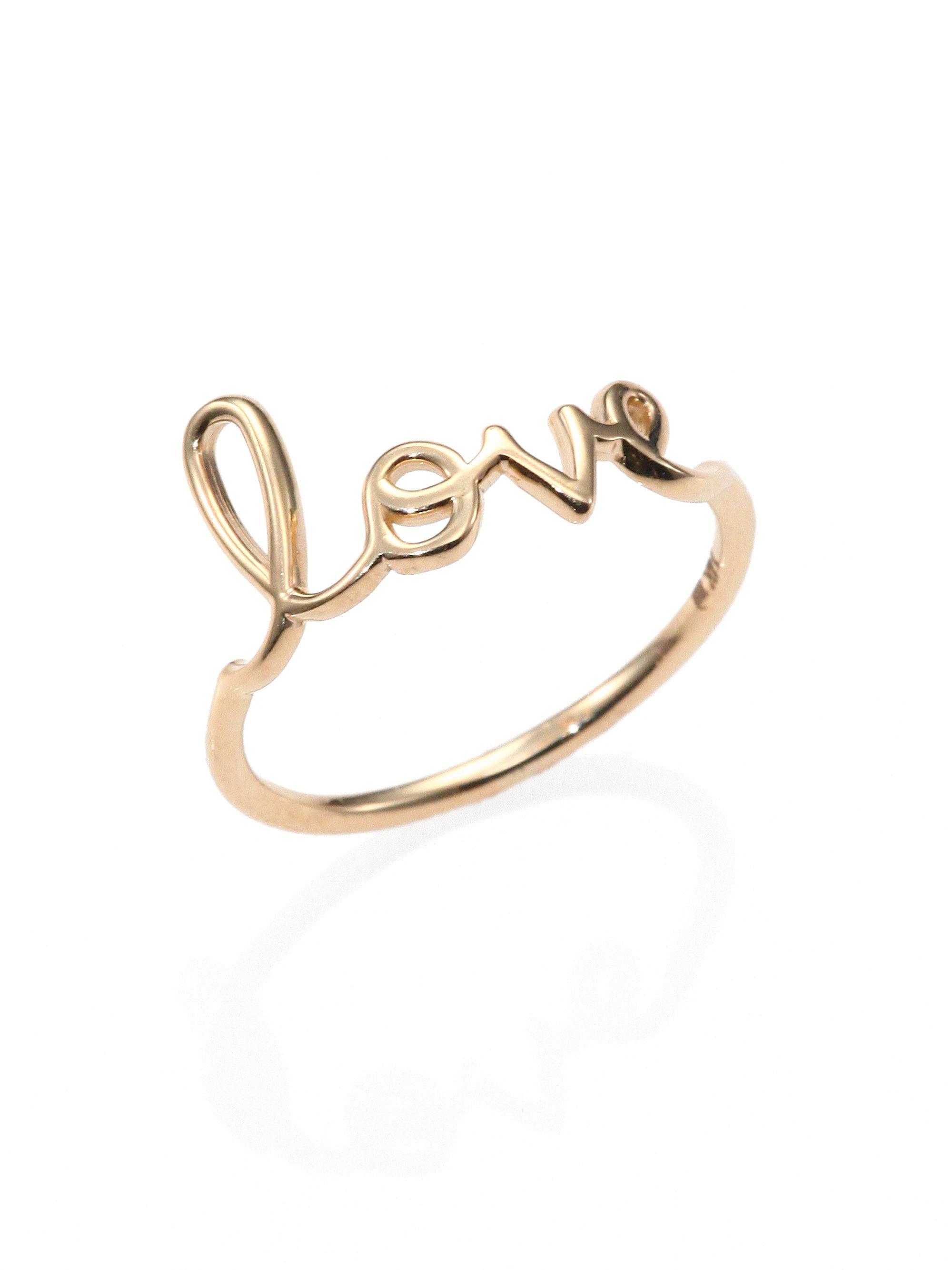 Sydney Evan 14k Large Rainbow Sapphire Love Ring QmAmr1