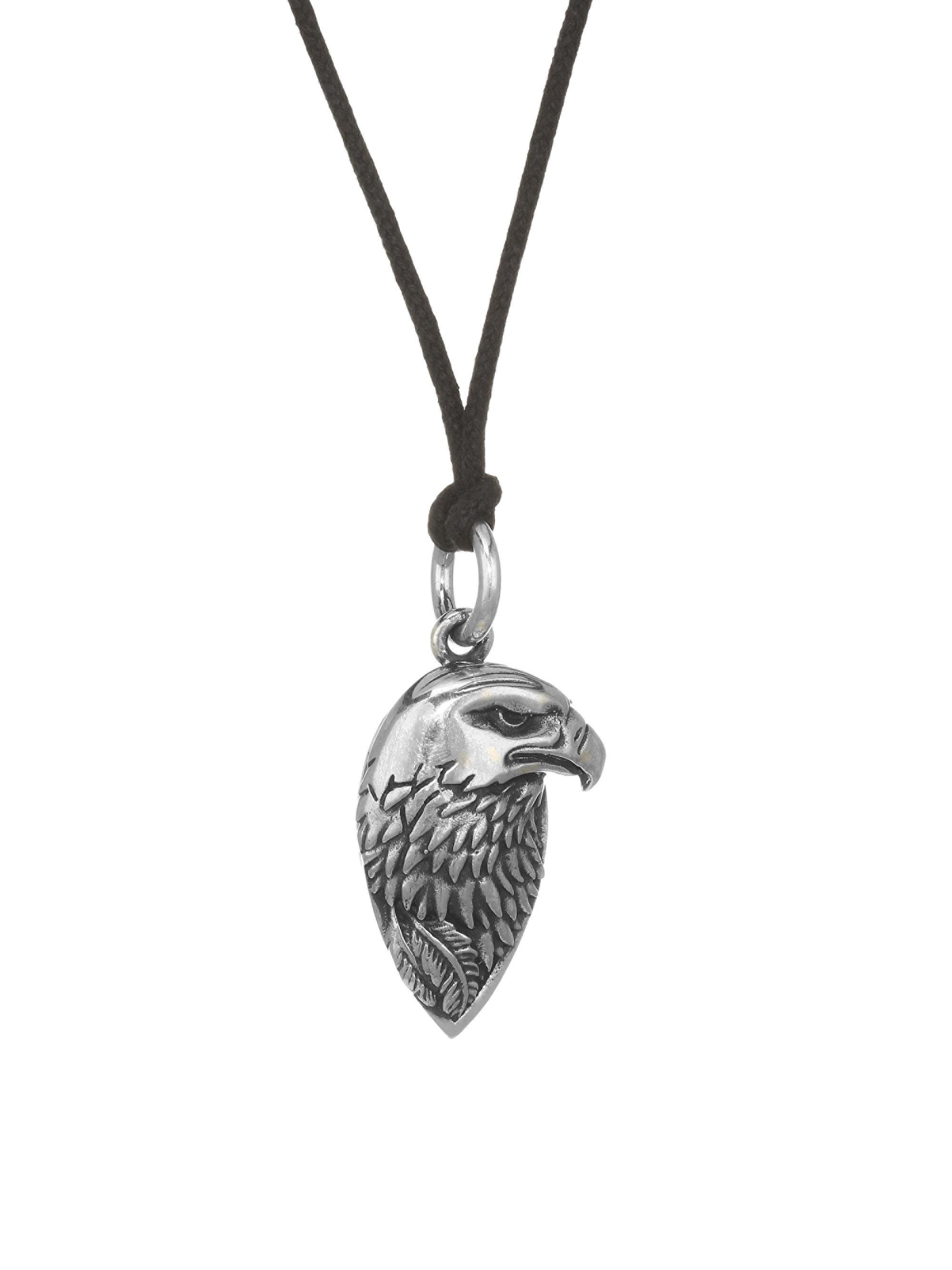 eagle sterling dp polished jewelry charm amazon american silver pendant com