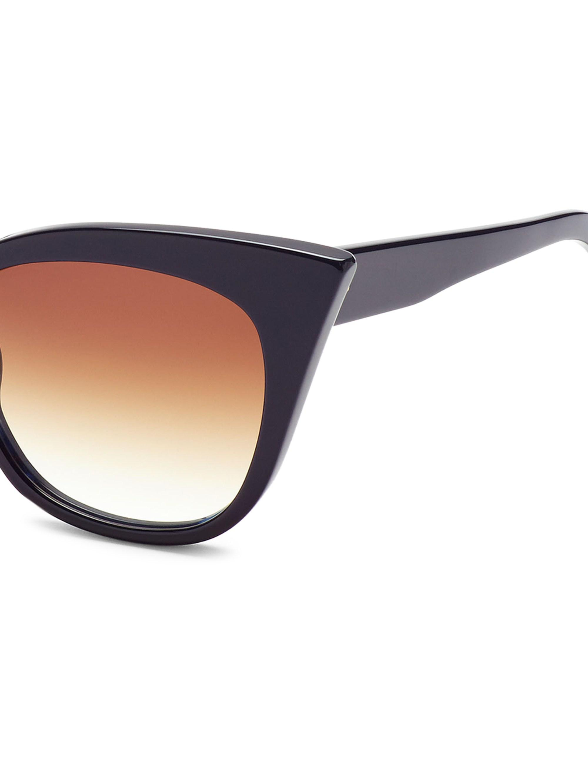 6ee16ae9dac3 Dita Eyewear - Blue Magnifique 56mm Cat-eye Sunglasses - Lyst. View  fullscreen