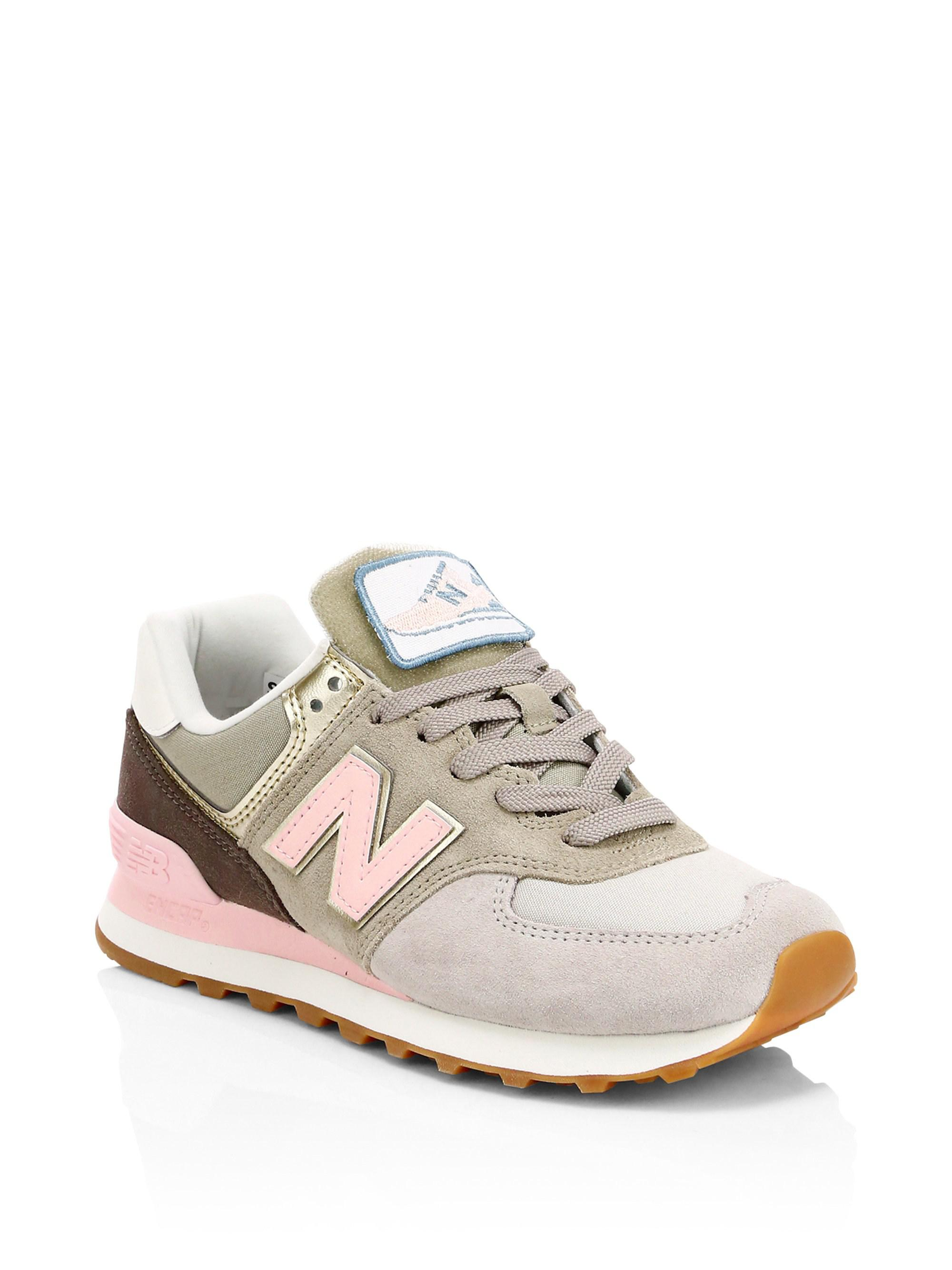 new balance patchwork