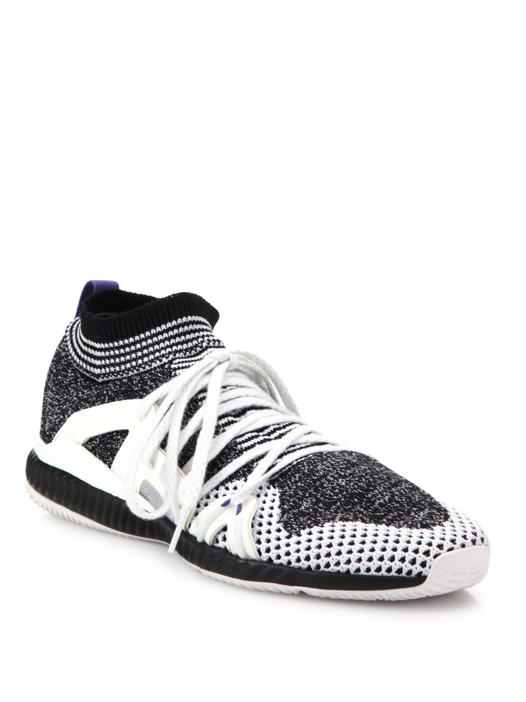 Adidas by Stella McCartney zapatillas Lyst crazymove Bounce Trainer zapatillas McCartney 4954b1