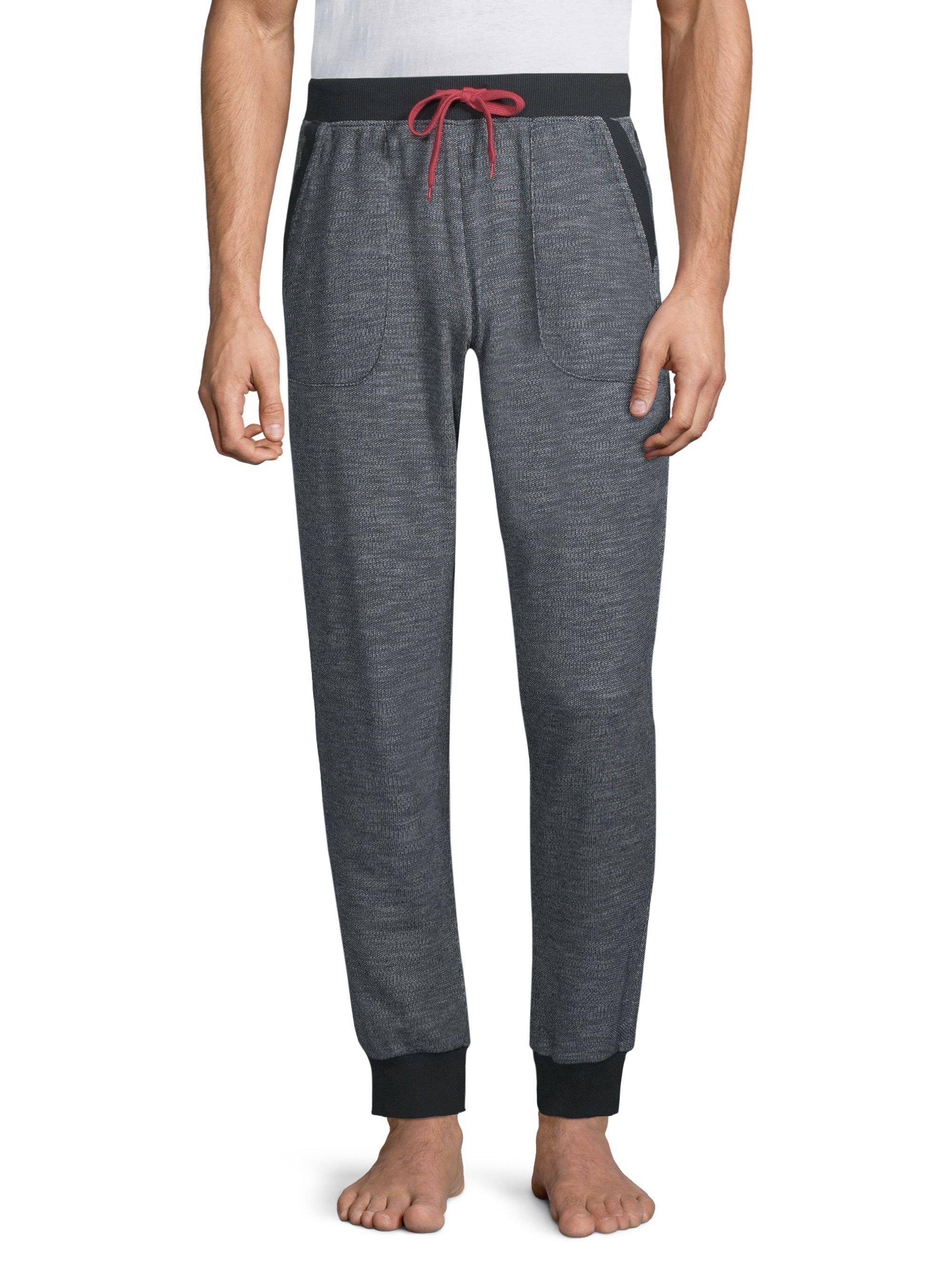 Cheap Prices Buy Cheap For Nice drawstring-waist straight-leg trousers - Blue Emporio Armani Cheap Sale Affordable Low Cost Cheap Online Largest Supplier s4umCGvH