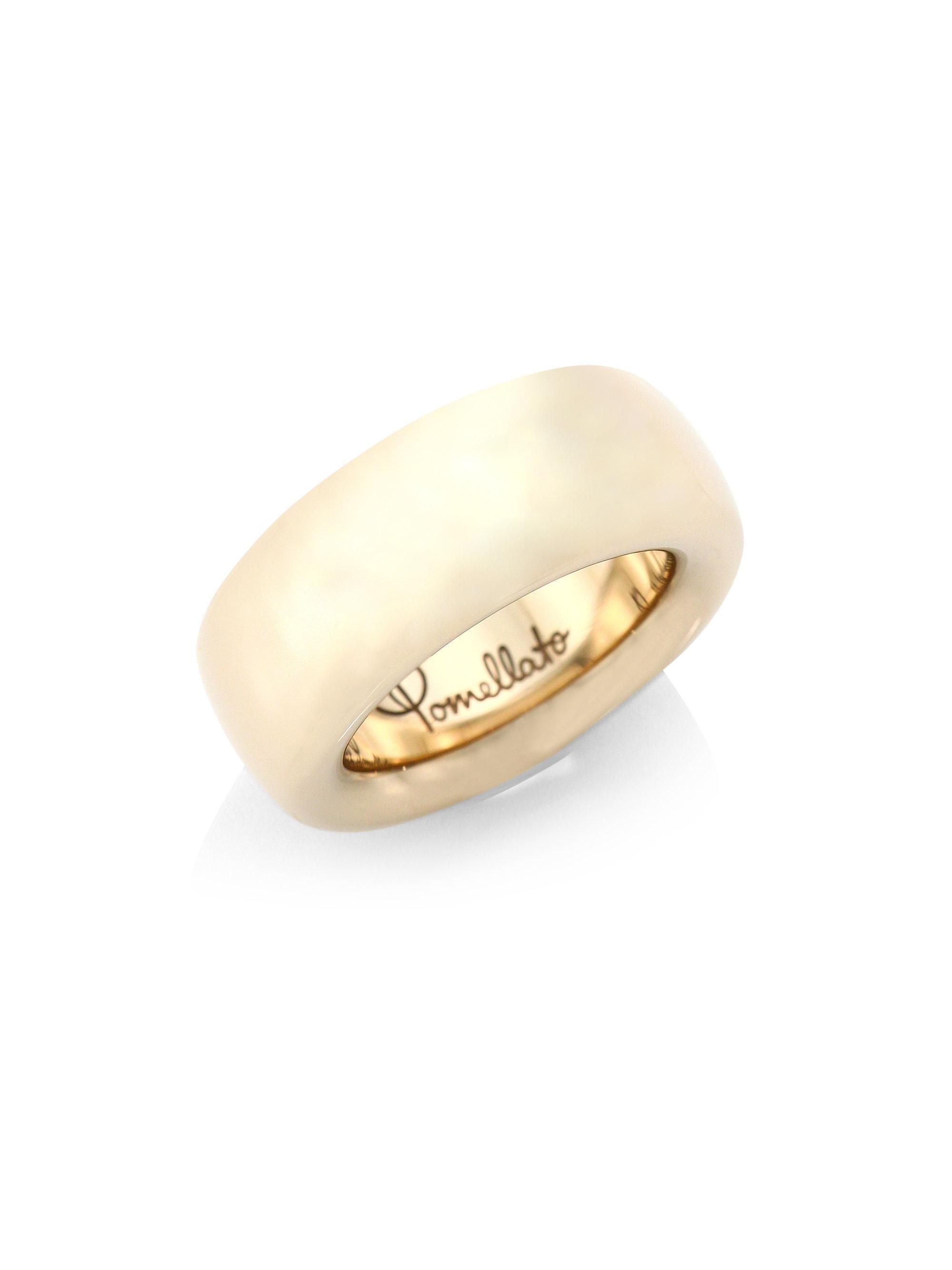 POMELLATO Iconica 18-karat Rose Gold Ring RtSmc