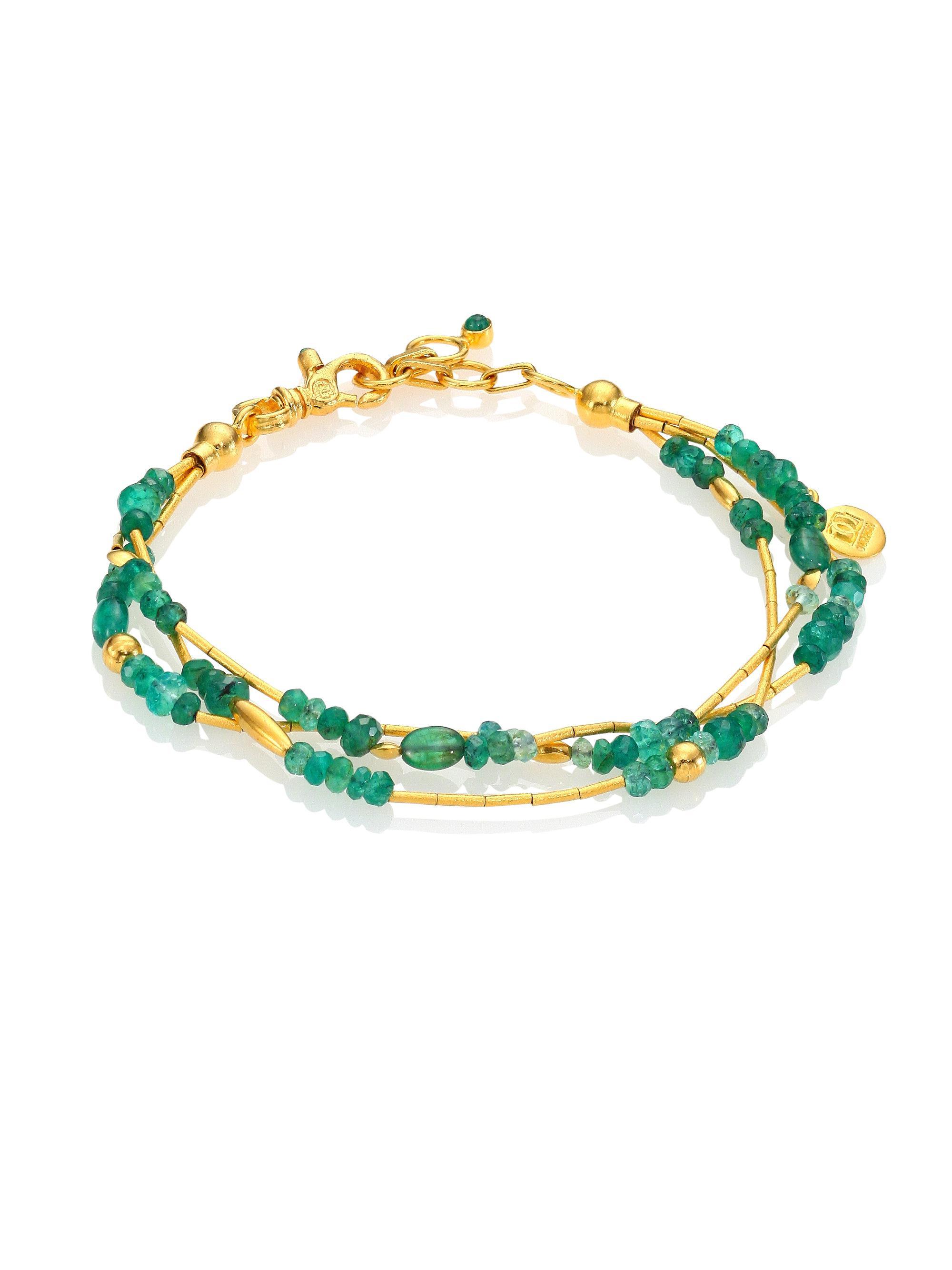 Gurhan Lentil Bracelet lafTT1