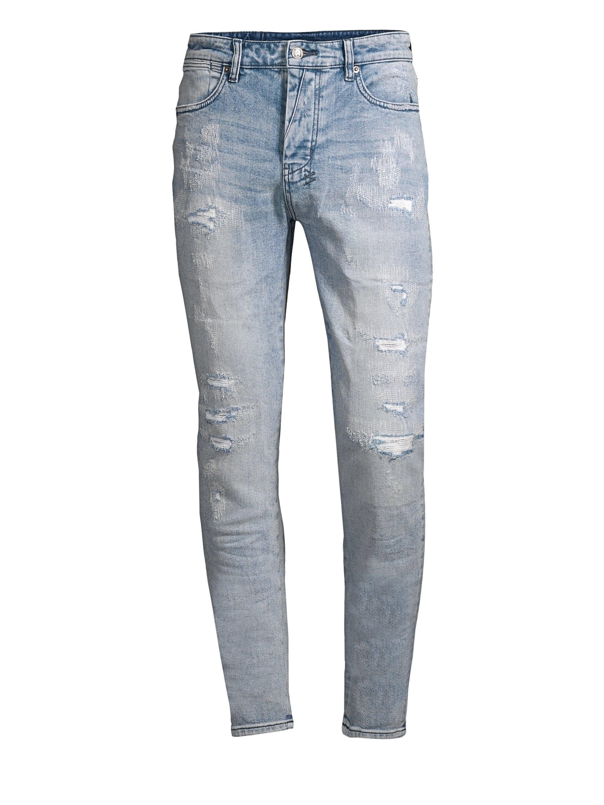 19ecdb6b4432 Ksubi Men's Van Winkle Hawker Skinny Jeans - Denim in Blue for Men ...