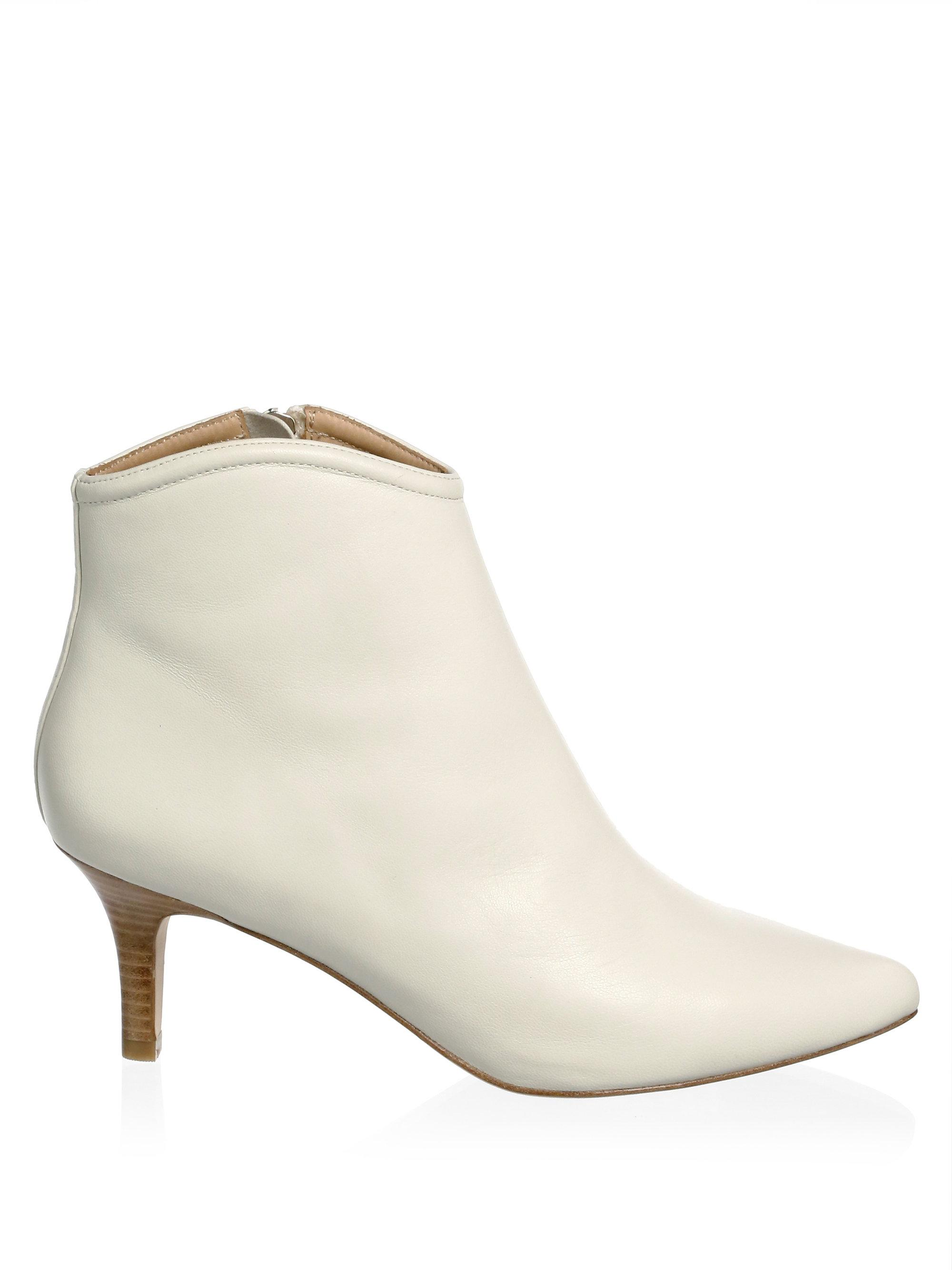 Joie Ralean Leather Booties