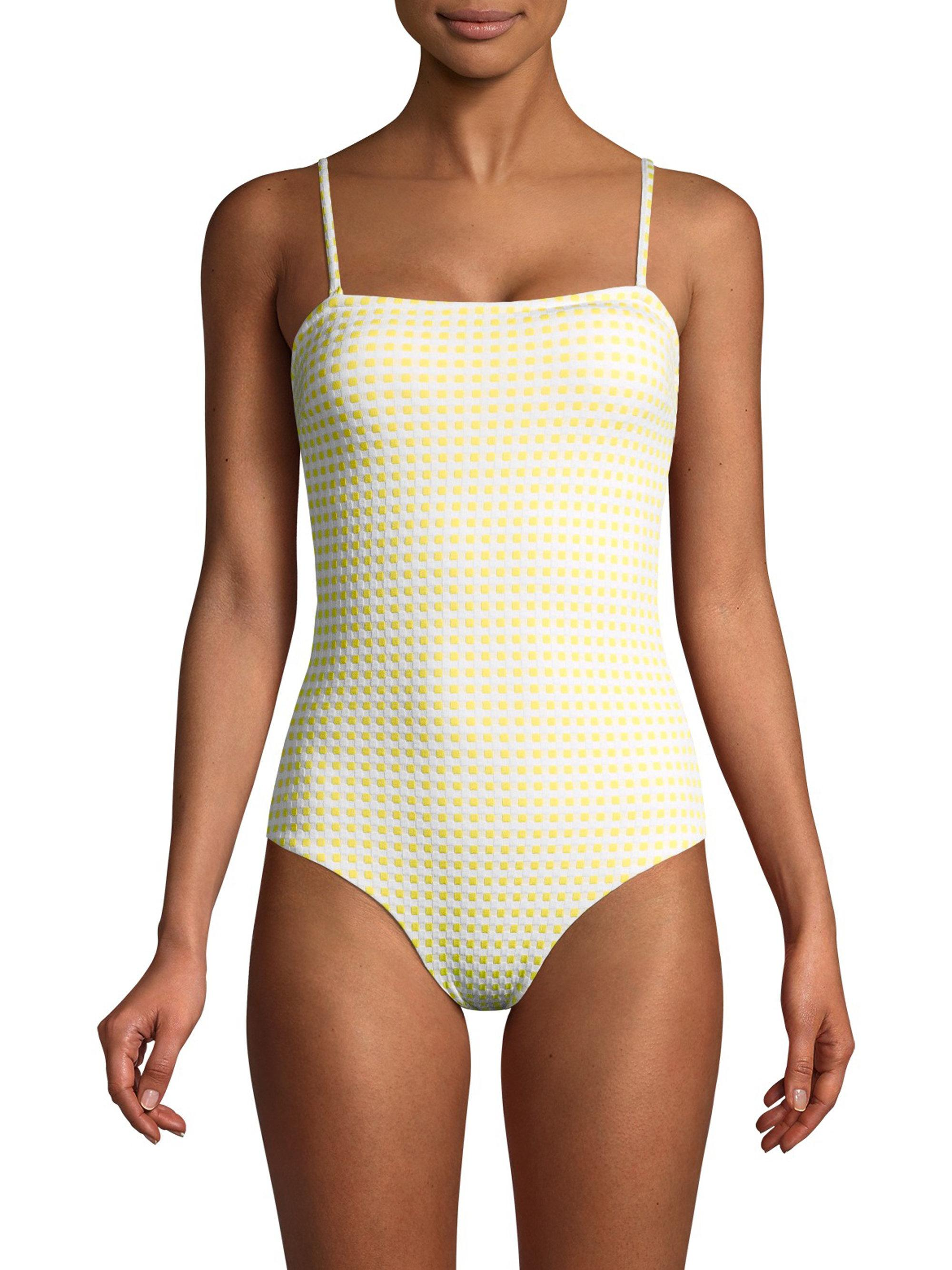 af81c26eac Onia Estelle One-piece Swimsuit for Men - Lyst