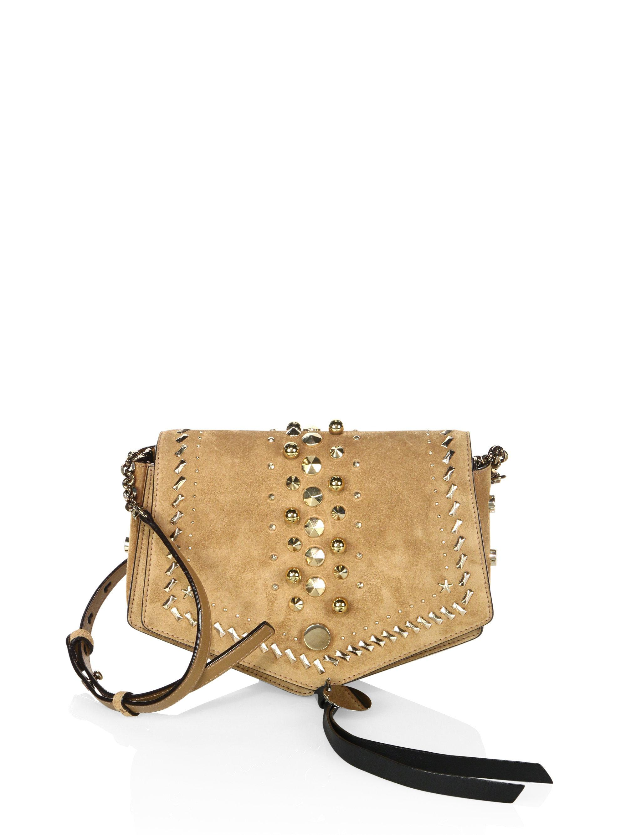 cc87c2955b161 Gallery. Previously sold at  Saks Fifth Avenue · Women s Jimmy Choo Cross  Body Women s Mark Cross Laura Women s Leather Messenger Bags ...