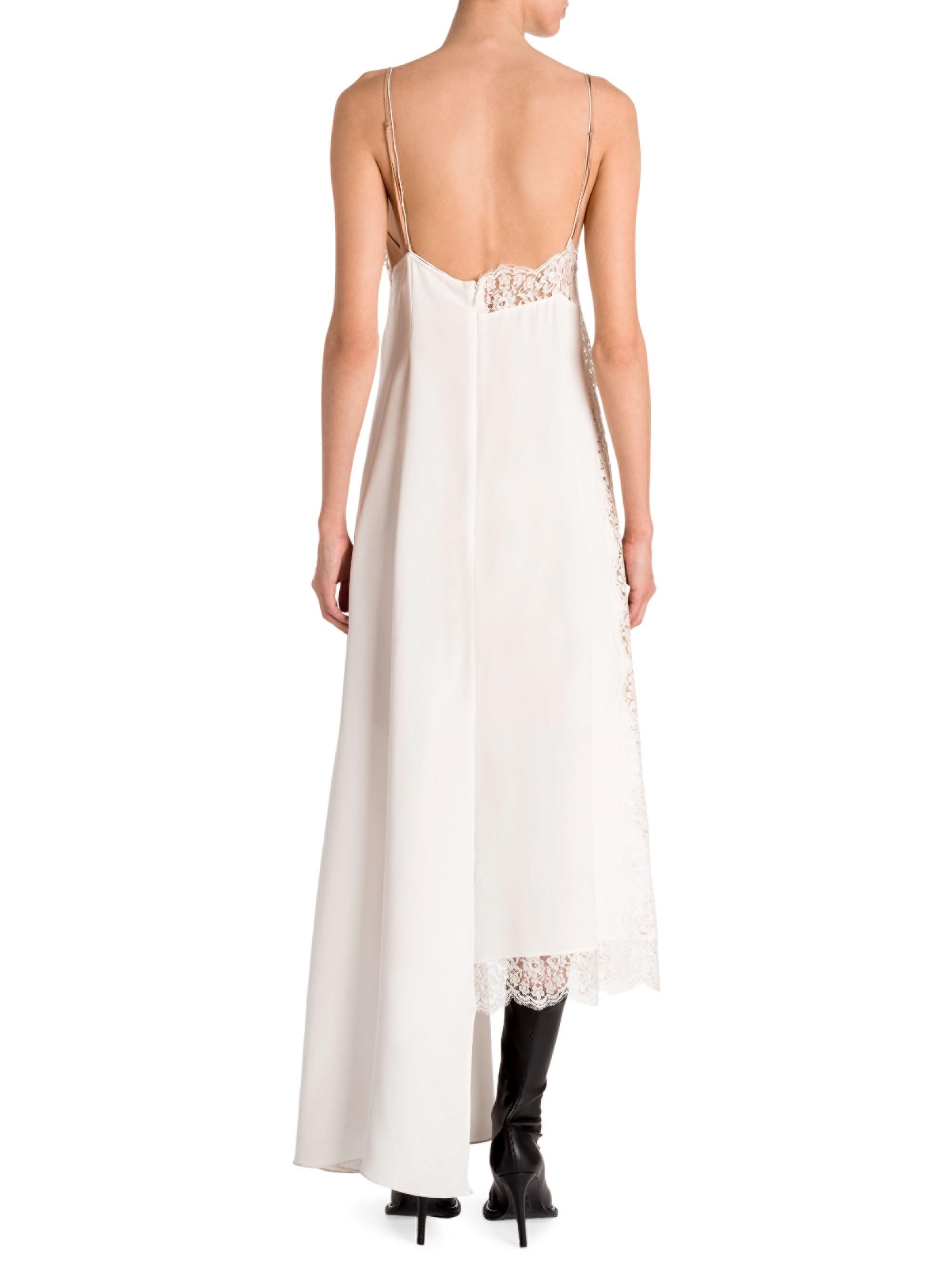 3544441f6594 Stella McCartney Angie Marocaine V-neck Sleeveless Silk Lace Cami ...