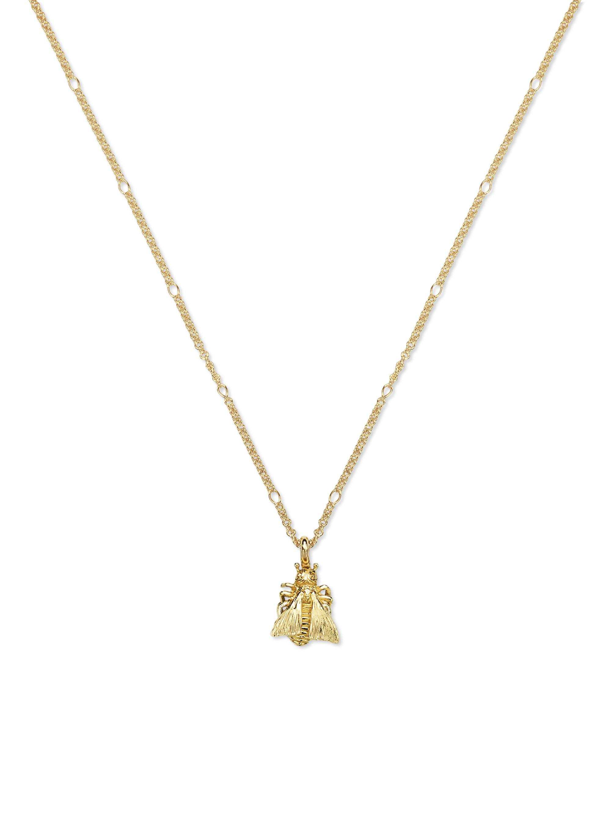 gold honey close burtonhoneycomb bee products olivia honeycomb cocomi up necklace pendant
