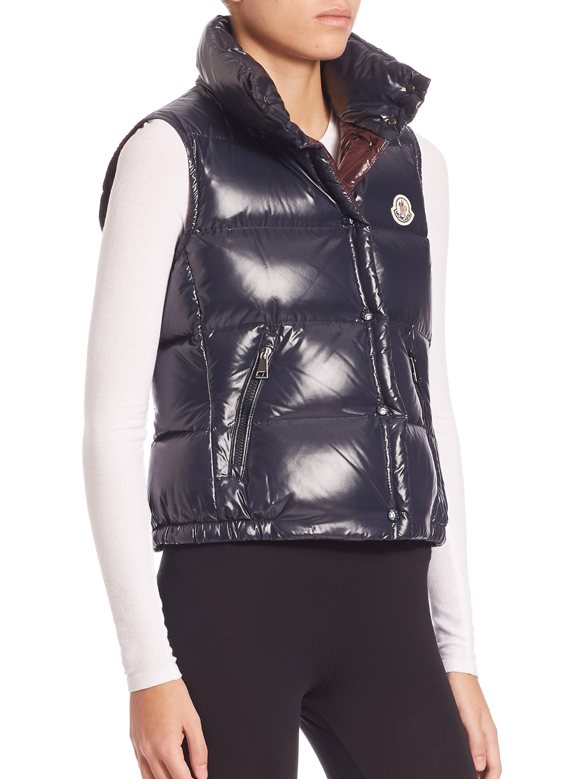 ... sweden lyst moncler brethil down filled shell jacket in black 9ca71  a655b b7e4631b2