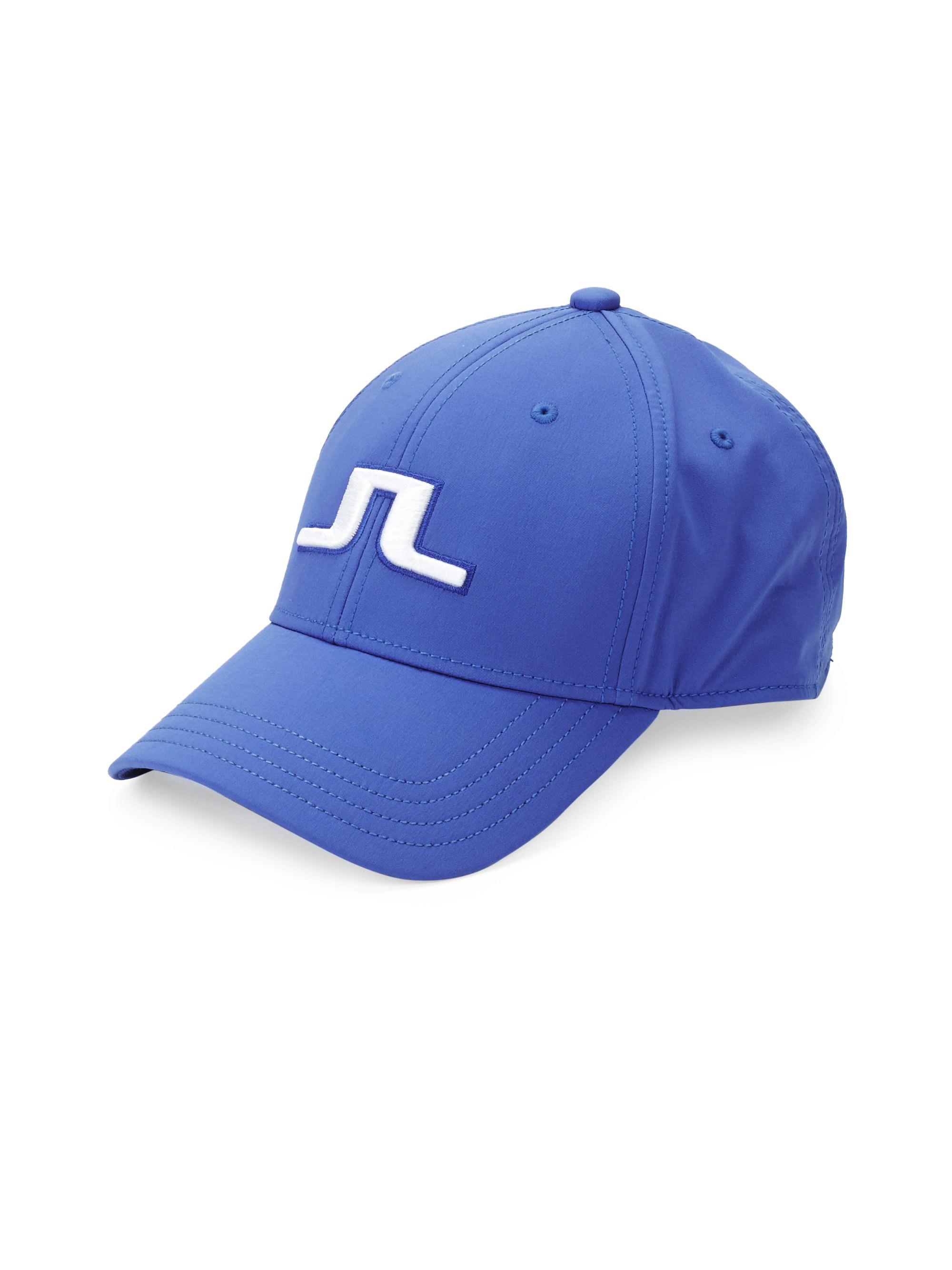 524e98eb824 Lyst - J.Lindeberg Golf Angus Tech Stretch Baseball Cap in Blue for Men
