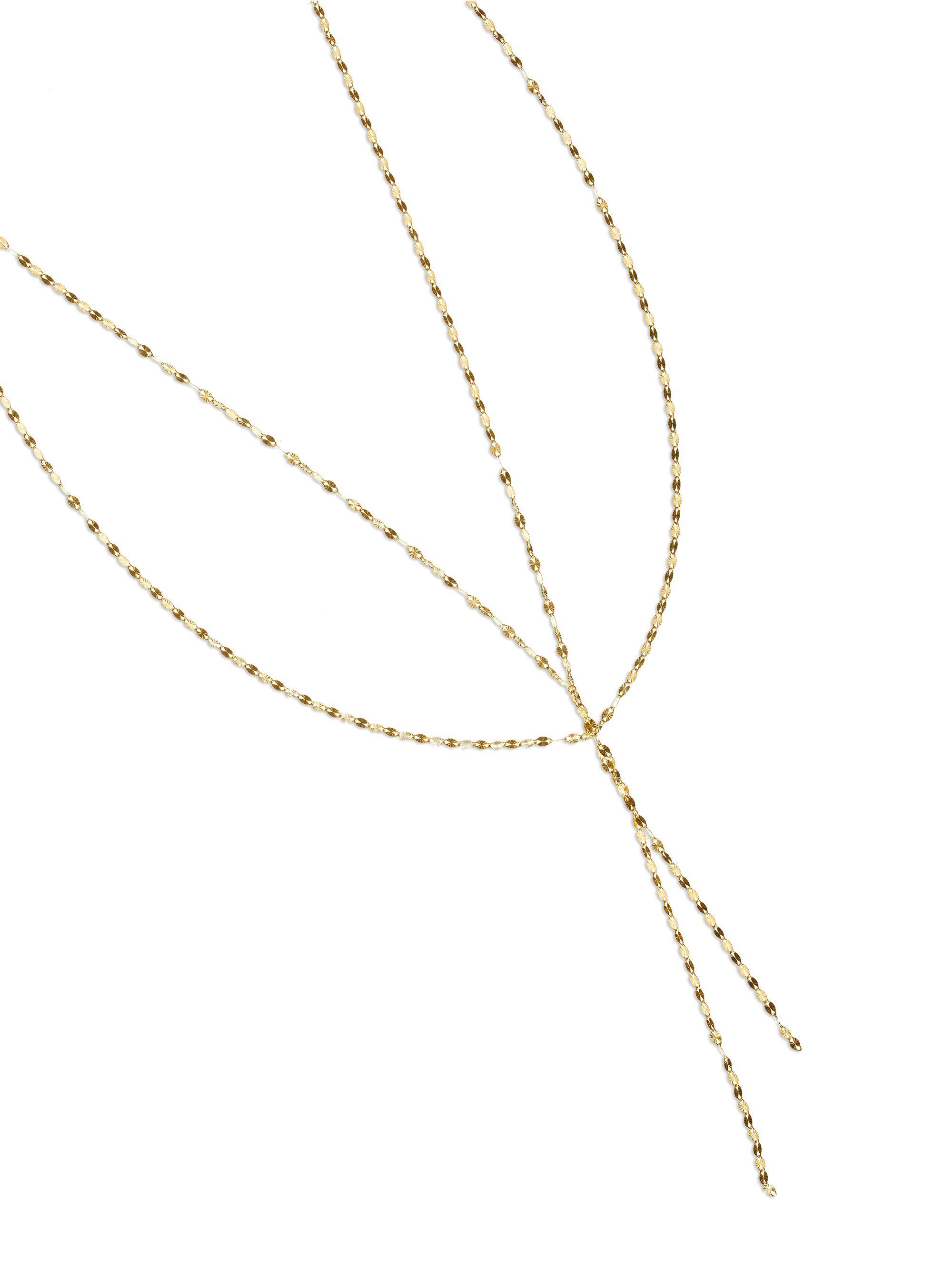 Lana Jewelry 14k Solo Blake Diamond Pendant Necklace 2tXr39