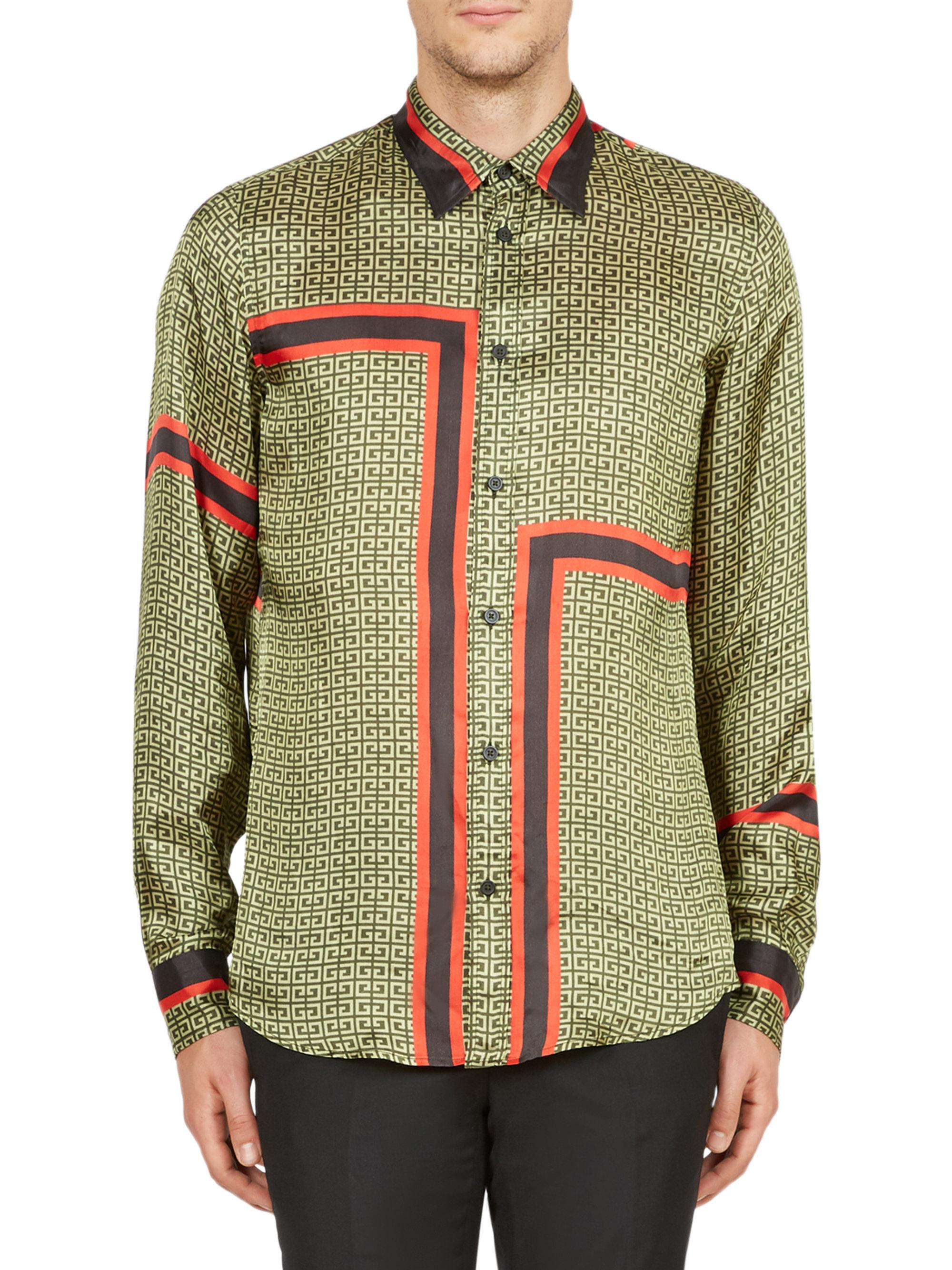 Free Shipping Sale Clearance Amazing Price 4G printed shirt - Black Givenchy Discount Lowest Price gR23j