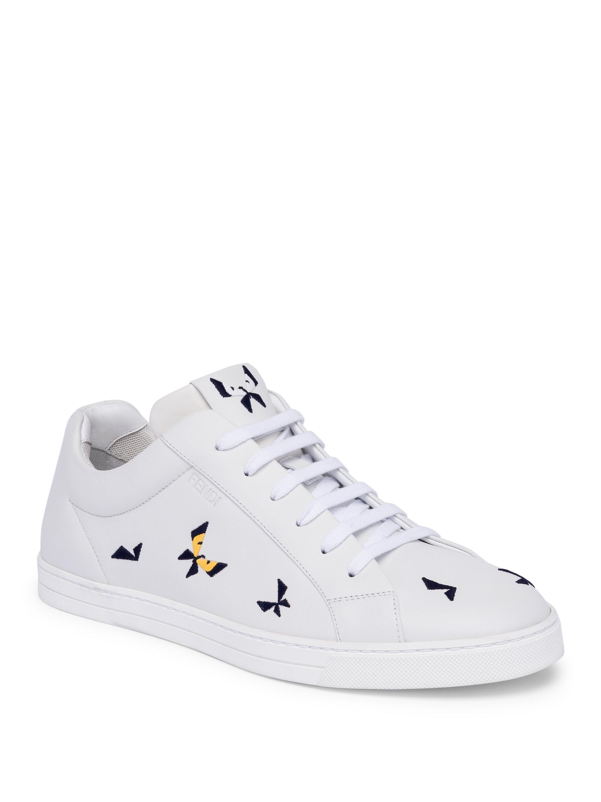 Fendi Butterfleyes Sneakers kX0ckY