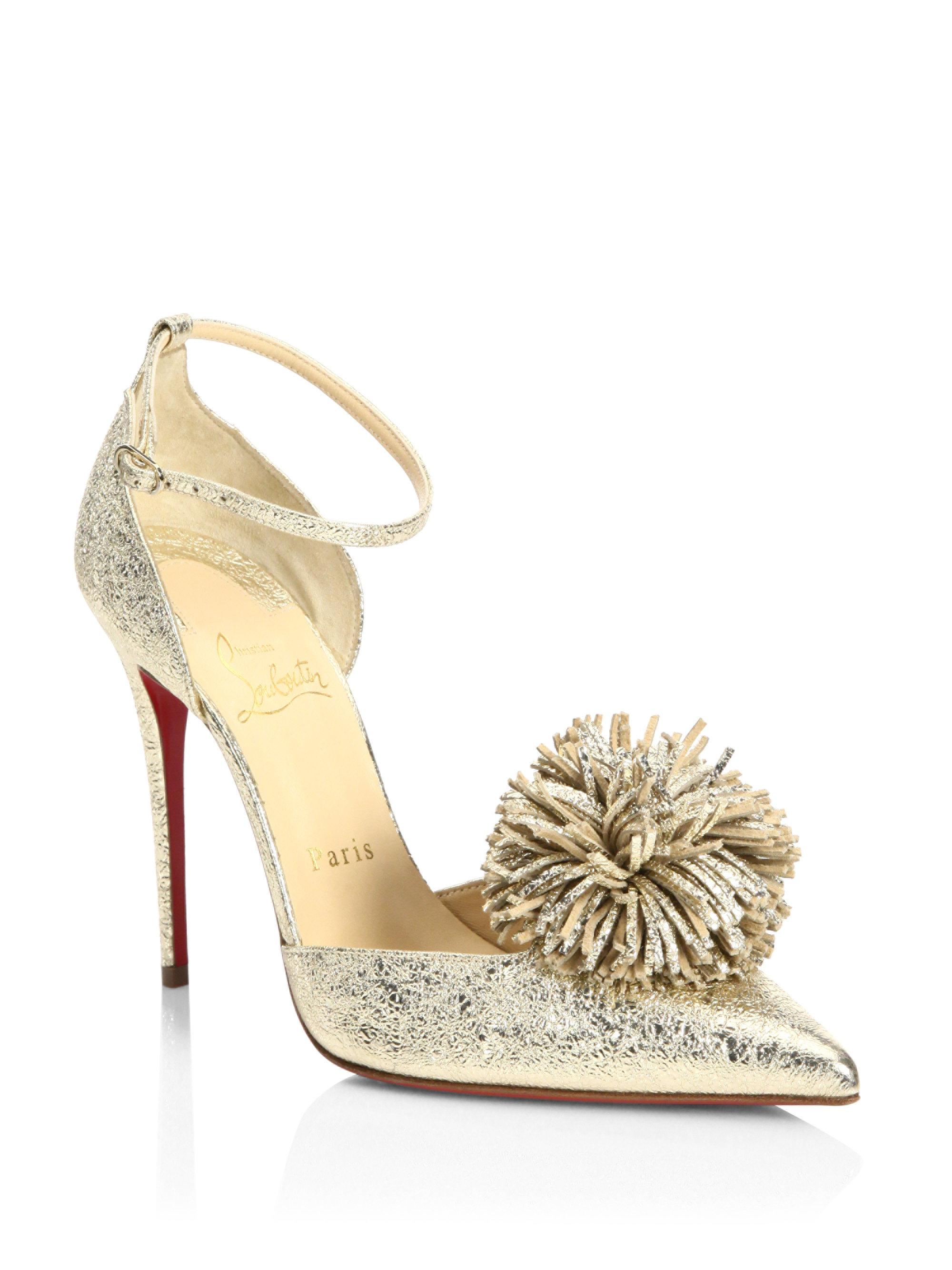 hot sale online 63373 9b21d hot christian louboutin tsar pumps for sale york 1041d 9cad7
