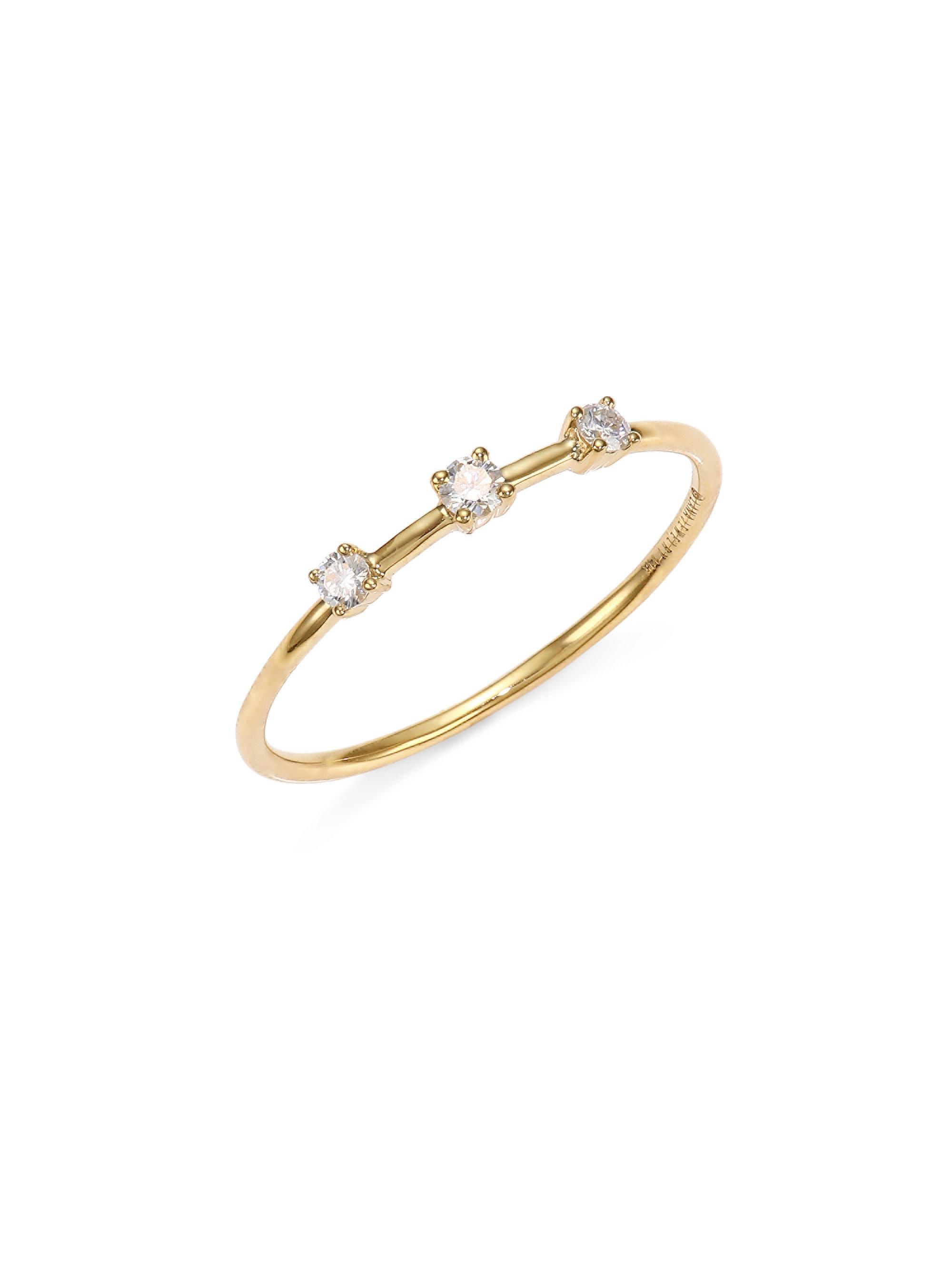Lana Jewelry Diamond Wrap Bangle in 14K Yellow Gold MkuZvm