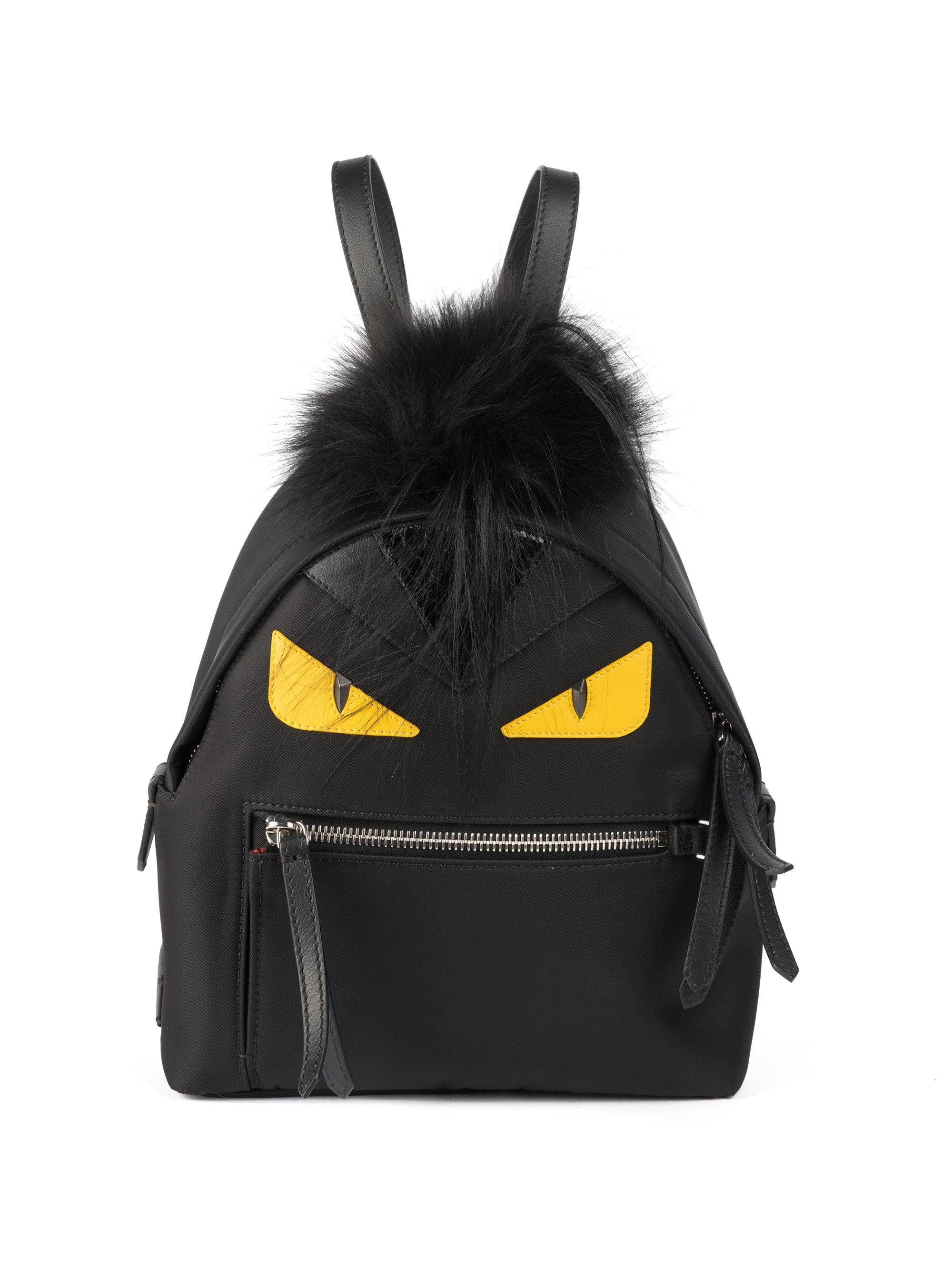 Gallery. Previously sold at  Saks Fifth Avenue · Women s Mini Backpack  Women s Fendi Monster a45fdf37912