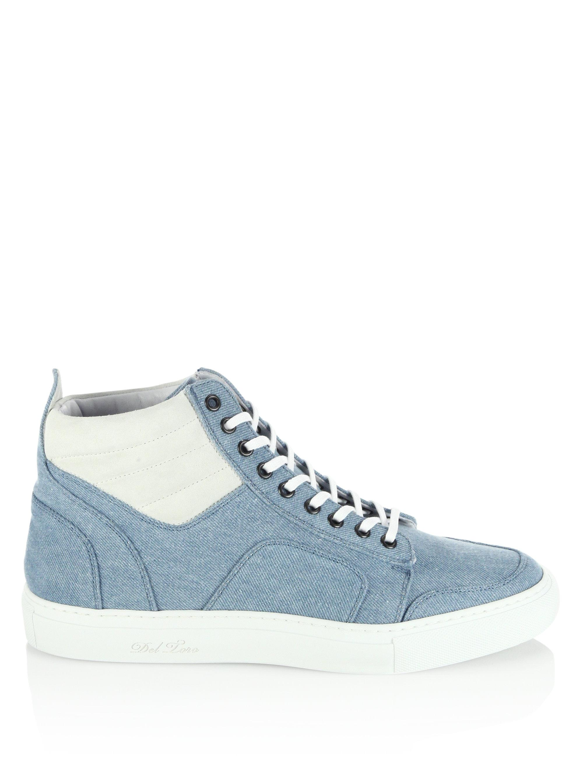DEL TORO Two-Tone Boxing Sneakers