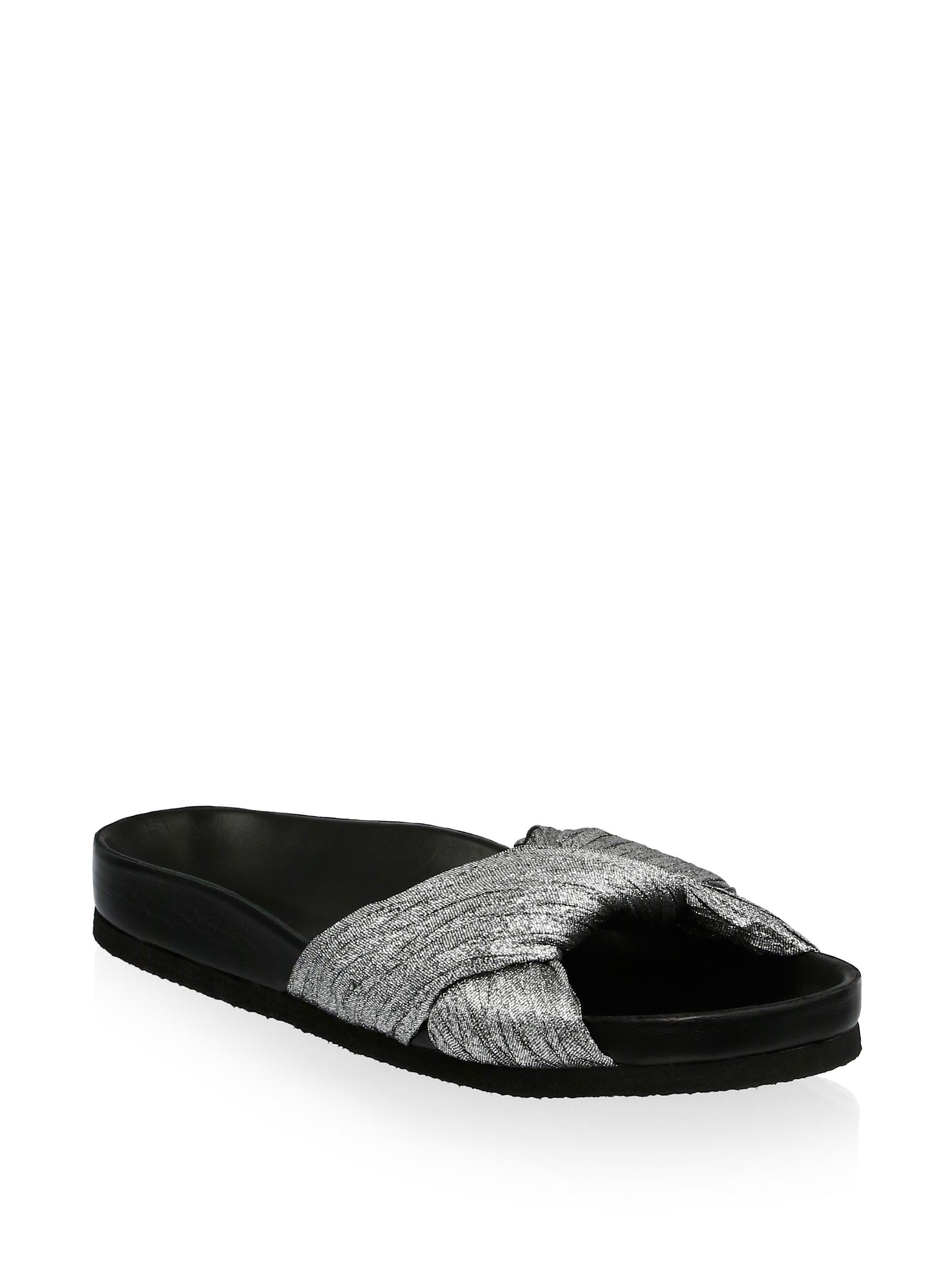 IRO Kaely Slide Sandals C5msHF5