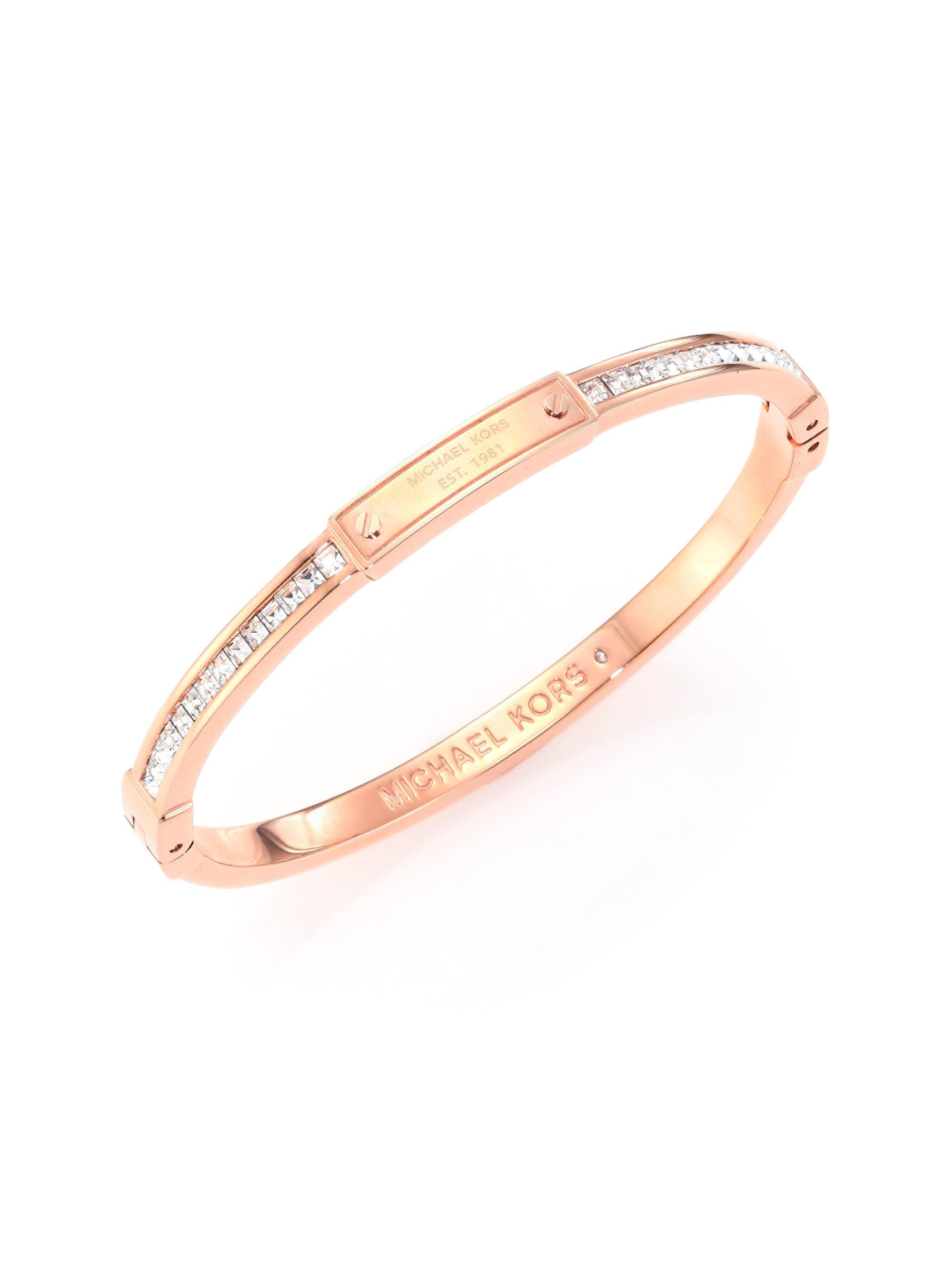 edinburgh bangle rosie jewel products bangles pave row tree rose gold
