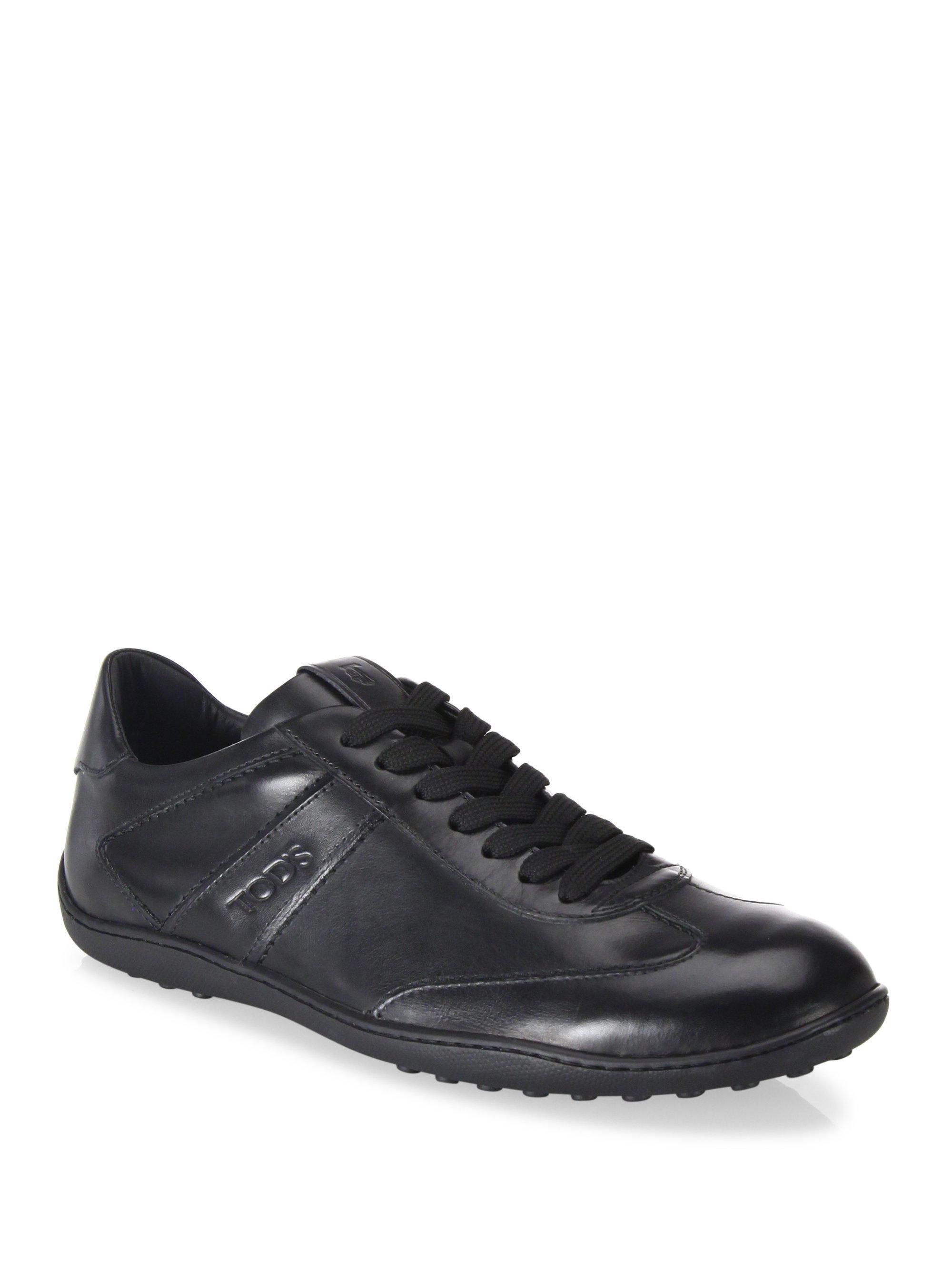 Mens Owen Suede Sneakers Tod's QFvQaSTuvG