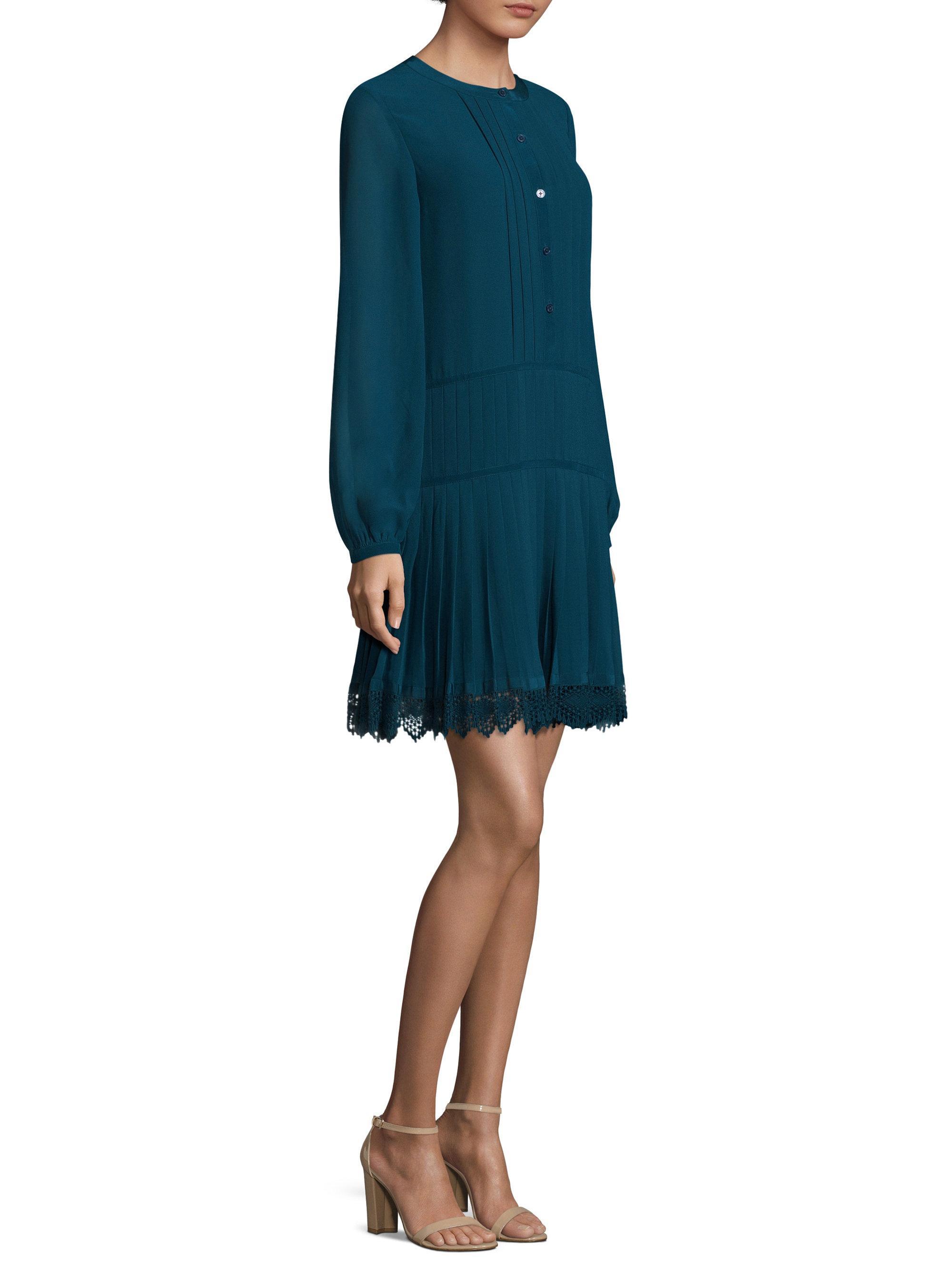 Tory Burch. Women's Blue Sydney Dress