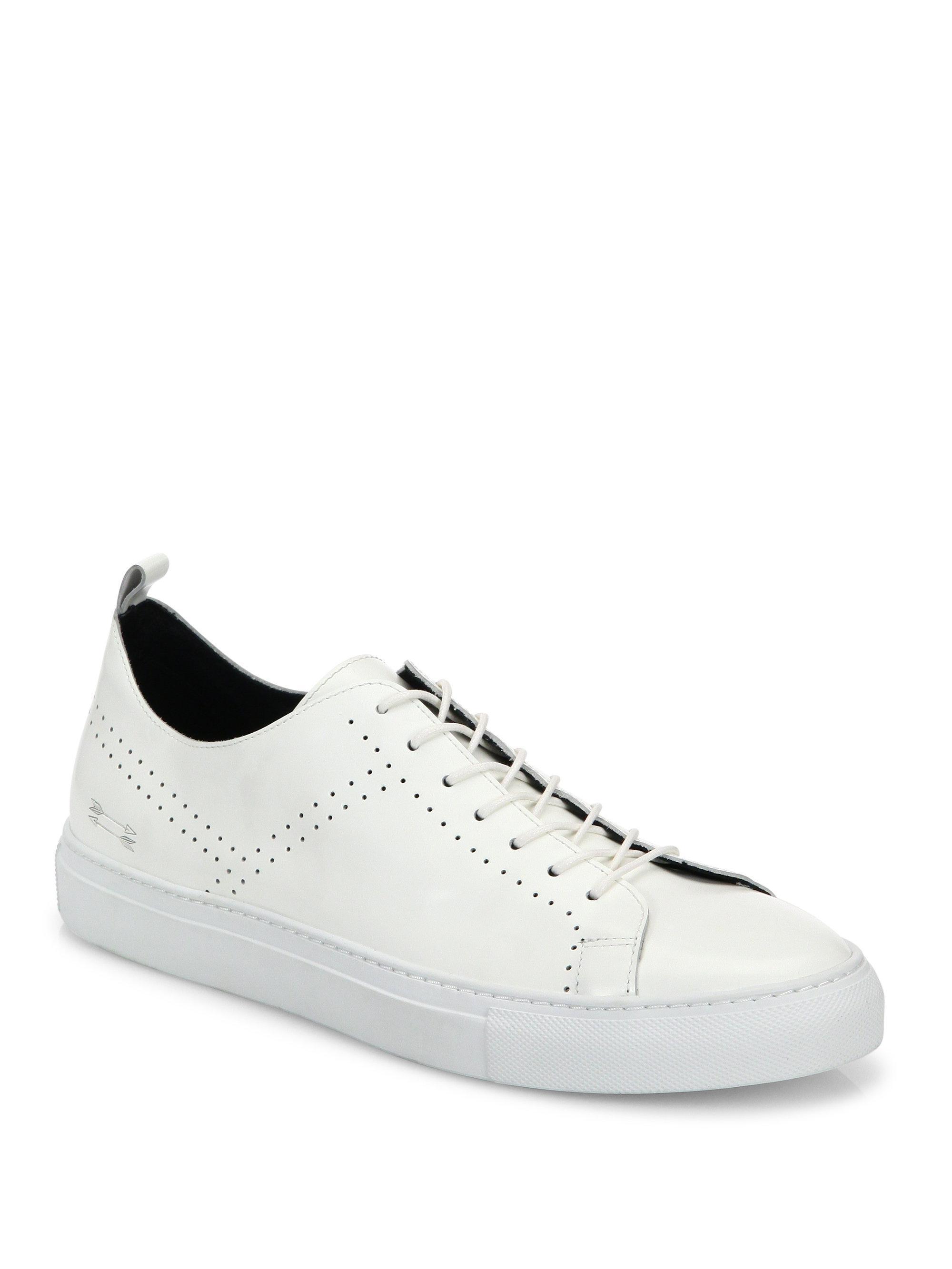 Uri Minkoff Soprano Leather Sneakers swppfd8x7z
